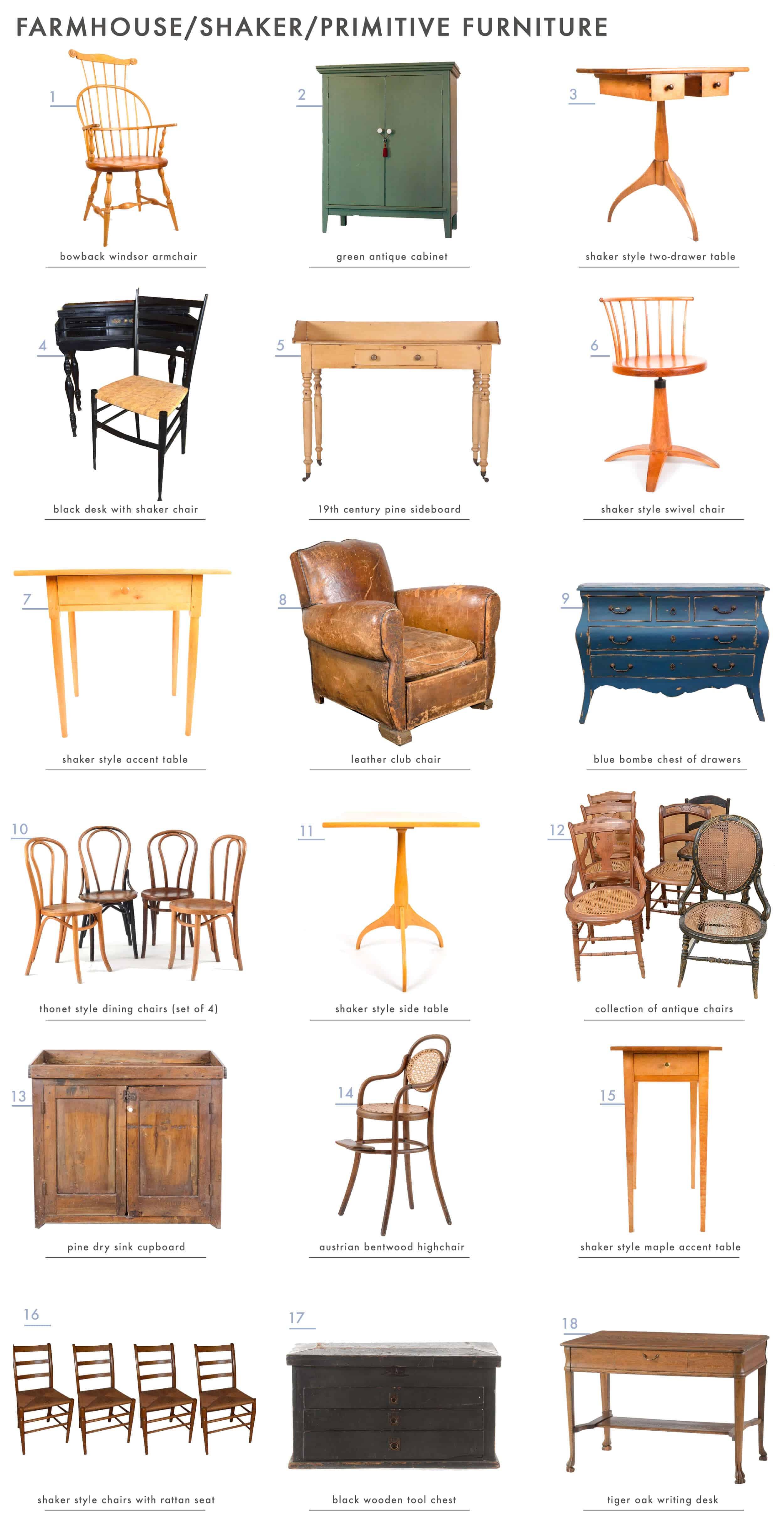 Emily-Henderson_EBTH_Auction_Vintage_Picks_Farmhouse-Shaker-Primative-Furniture2