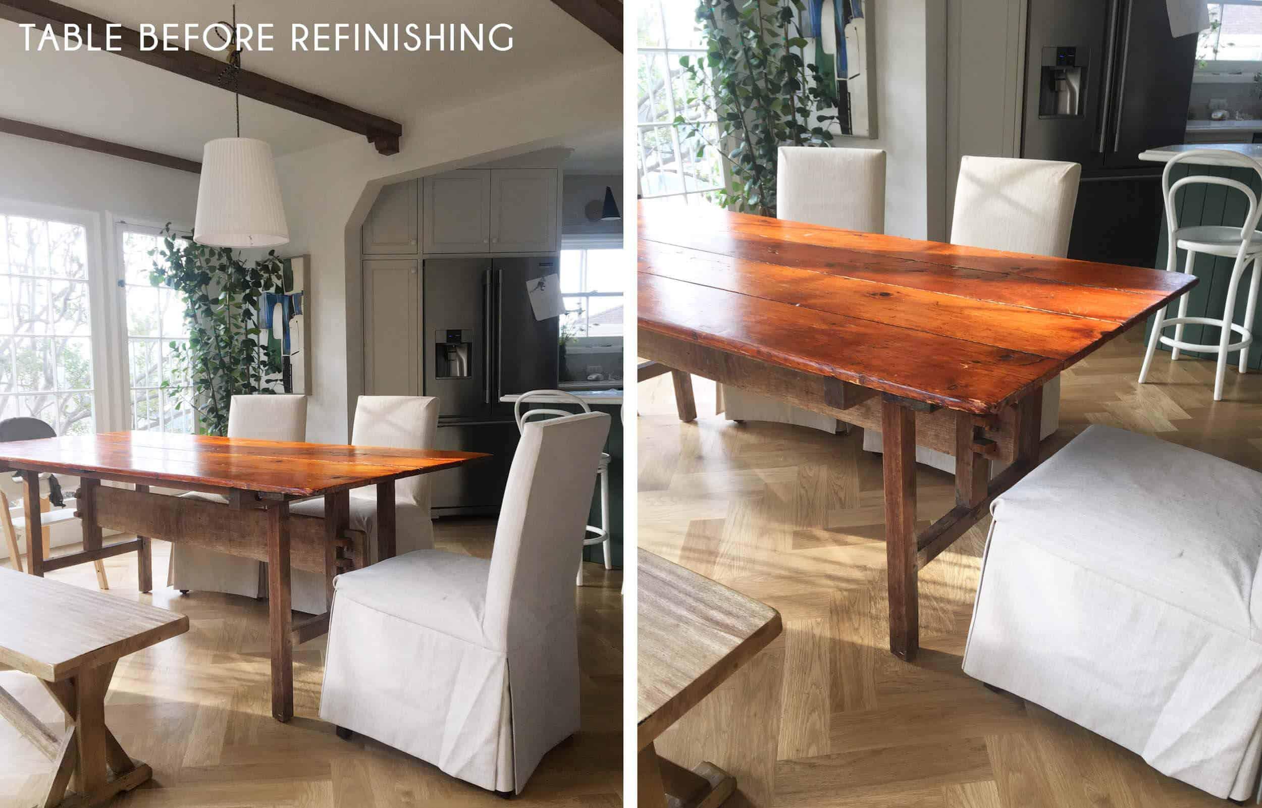 Emily-Henderson_Home_Engish-Tudor_Dining-Room_Updates_Table-Before_1