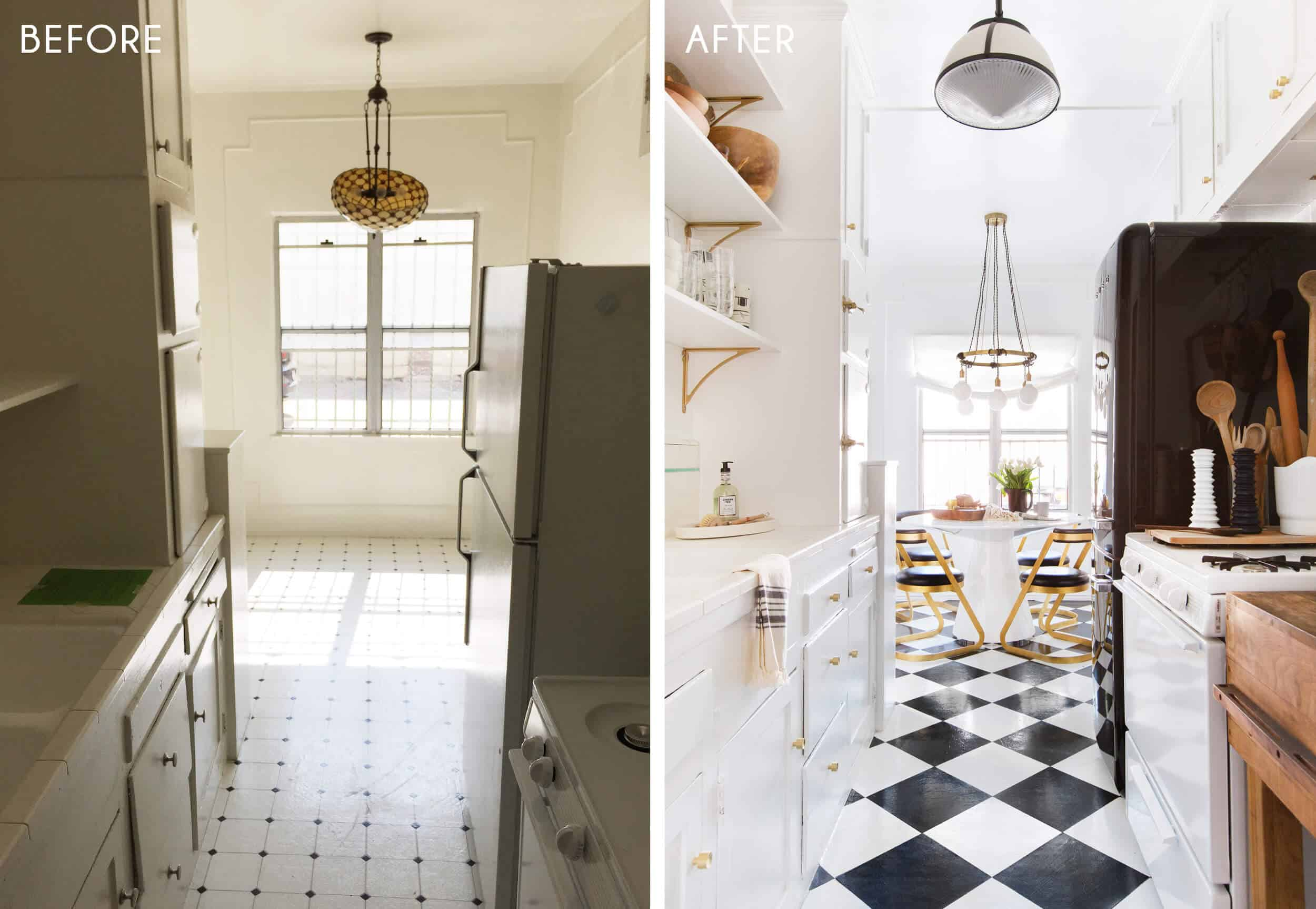 Emily-Henderson_MOTO_-Brady_Masculine_Glam_Kitchen_Dining-Room_Reveal_Before-and-After_1