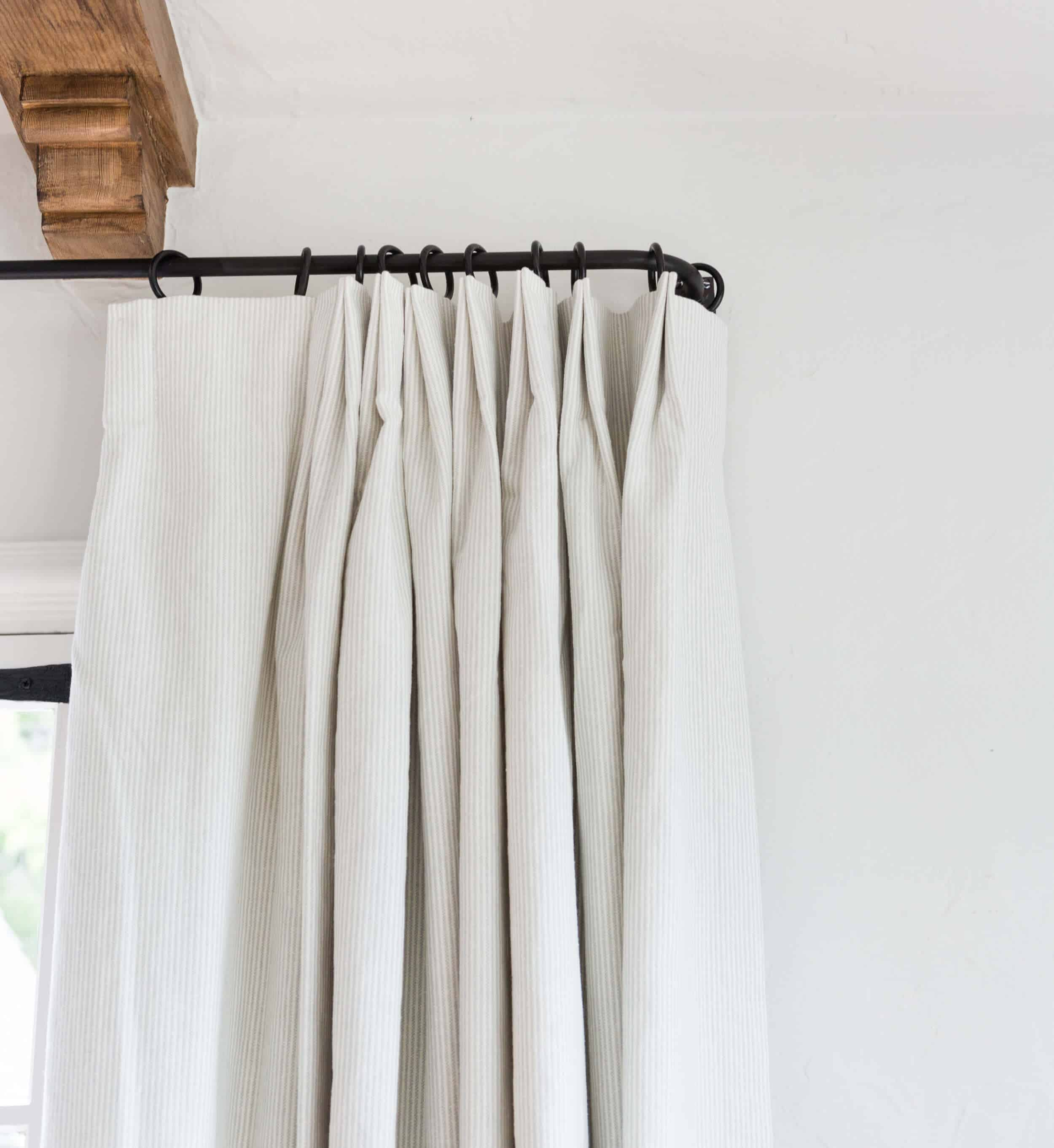 Emily-Henderson_New-House_Modern-English-Cottage_Updates_Dining-Room_Curtains_1
