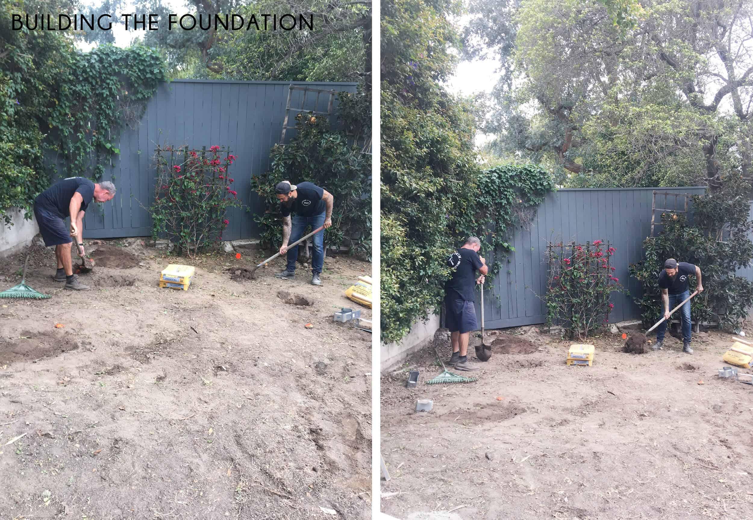 Emily-Henderson_Waverly_Backyard_Playfort_Castle_Building-the-Foundation