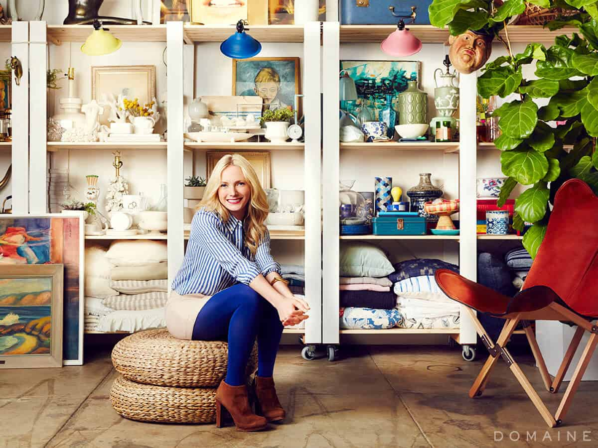 Emily Henderson Studio Sitting