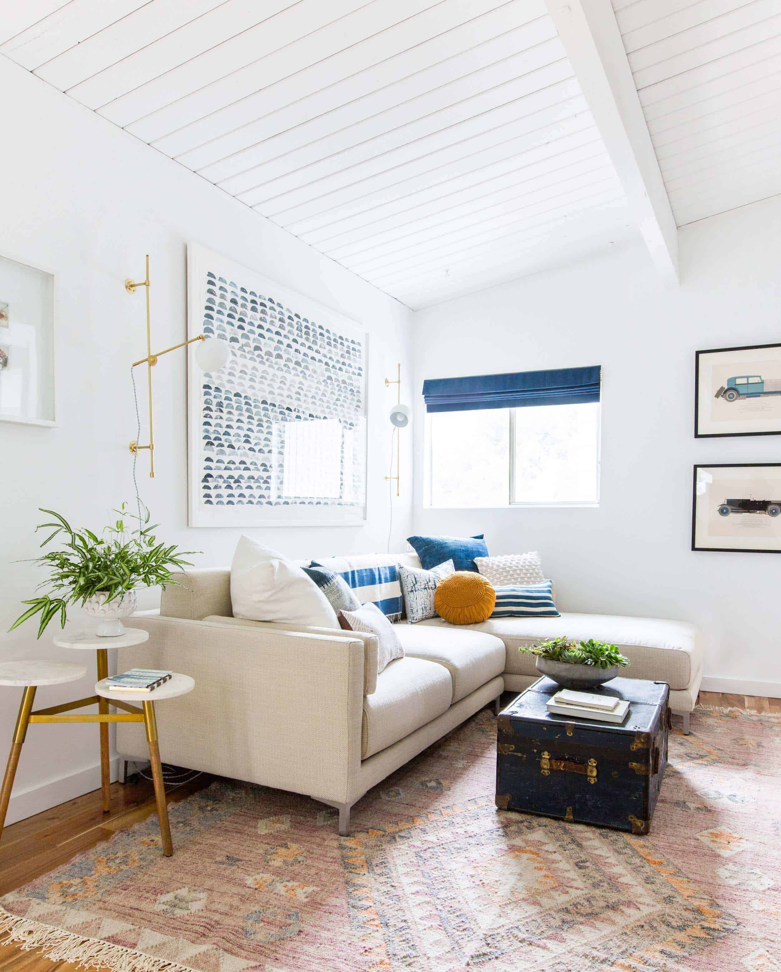 Emily Henderson Home Family Room Curbed Style To Sell 9