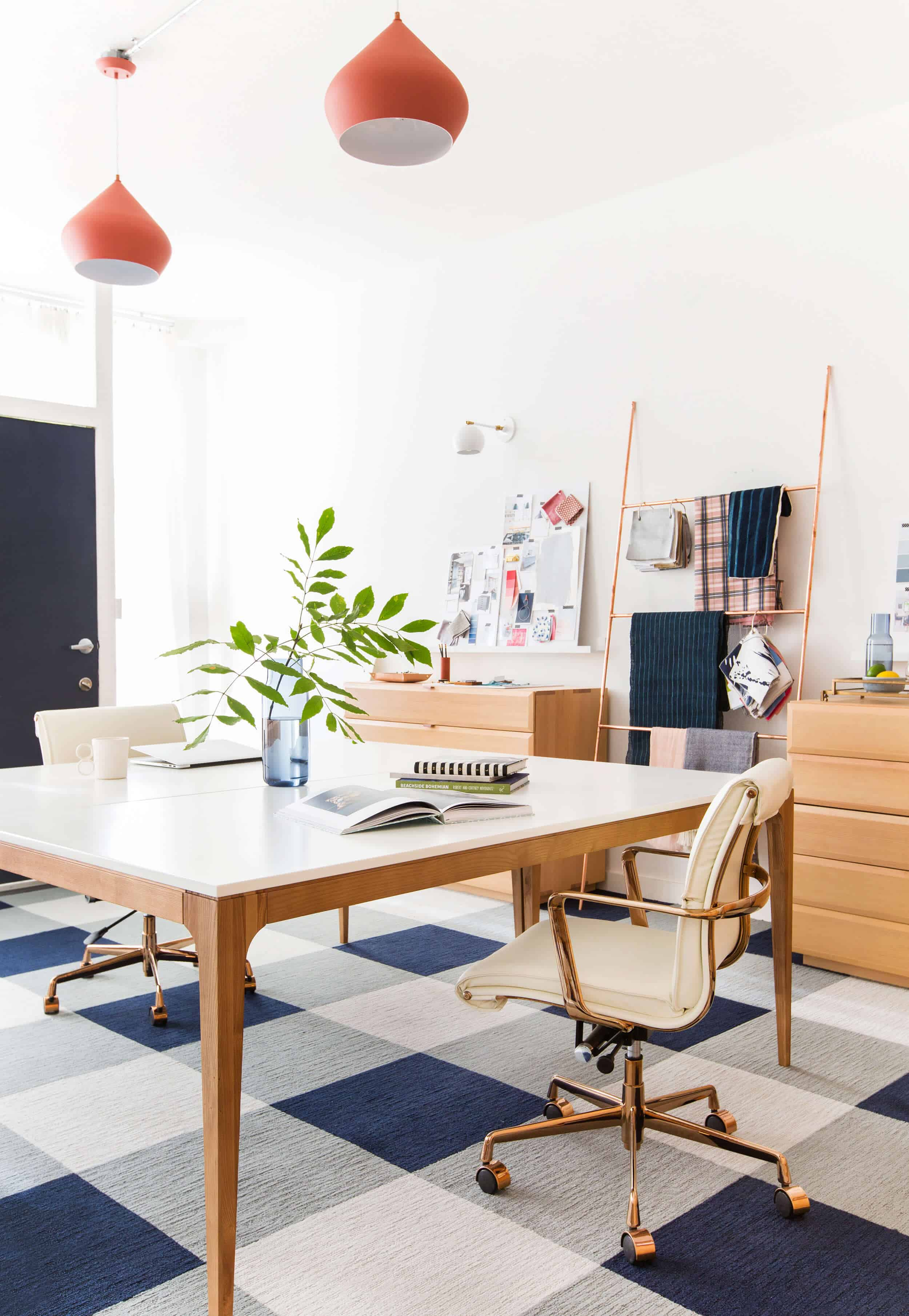Emily Henderson Office Makeover Soft Wood Wood Naturally 4th Period Woodshop 2500px 16