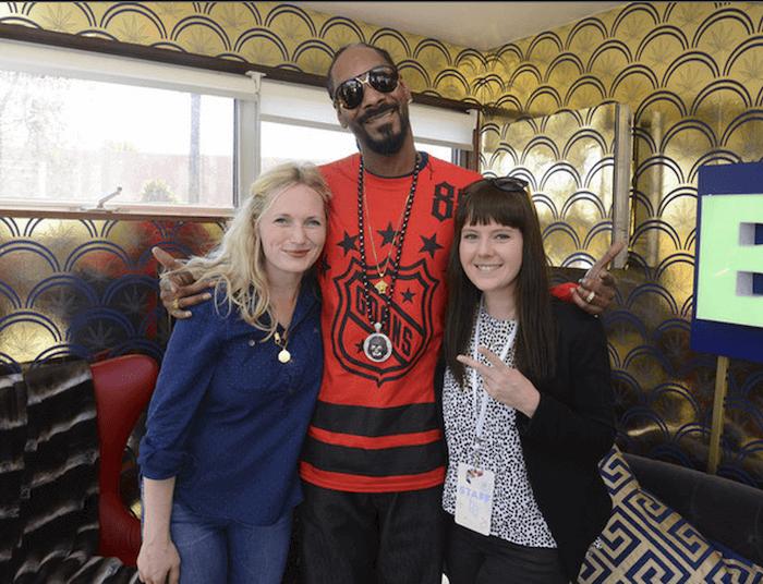 Snoop Dogg Ginny Emily