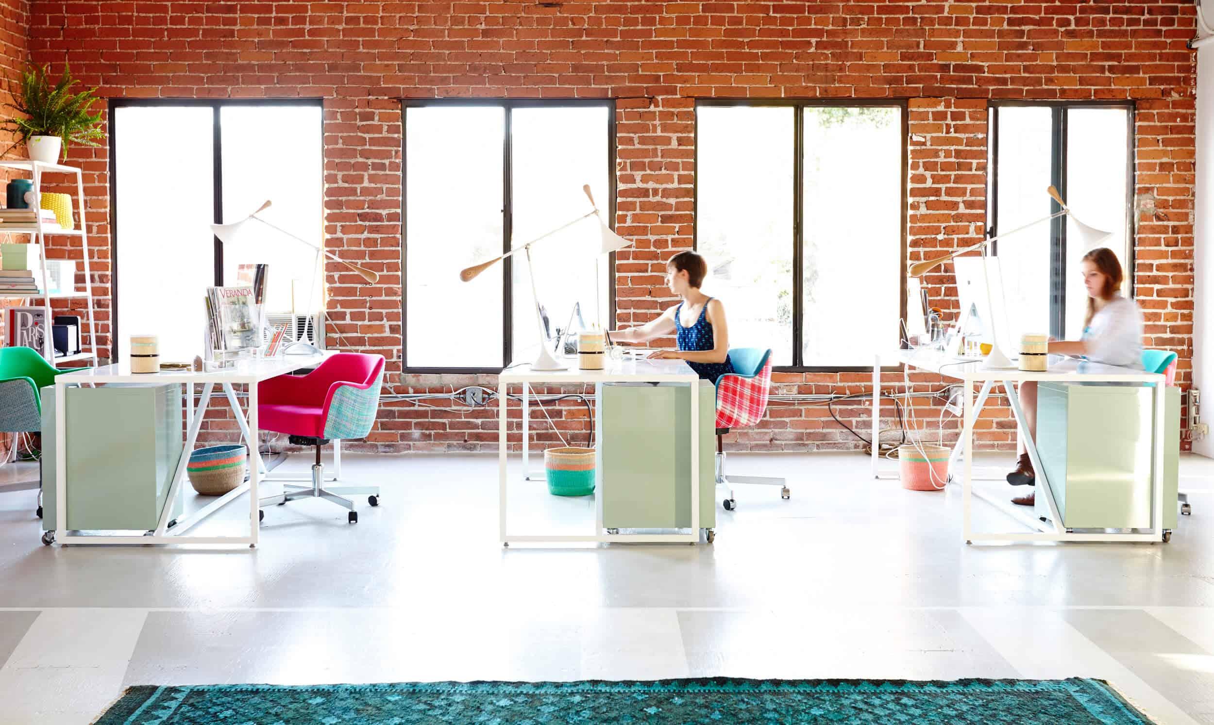 Emily Henderson Bludot 20th Anniversary Modern Furniture Portfolio Projects Design Milk Oh Joy Office 14