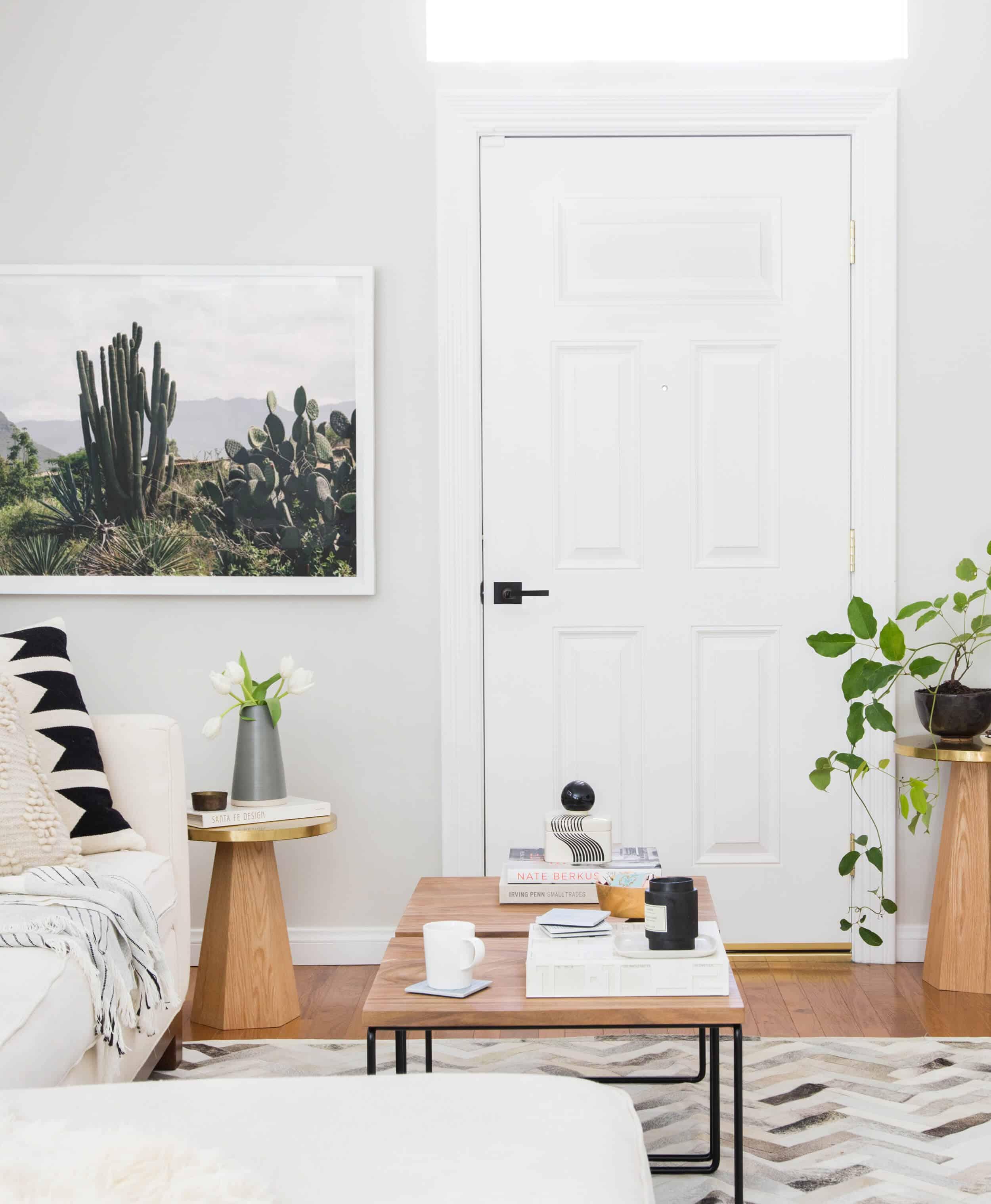 Emily Henderson Citizenry Photo Artwork Tessa Living Room Boho 13