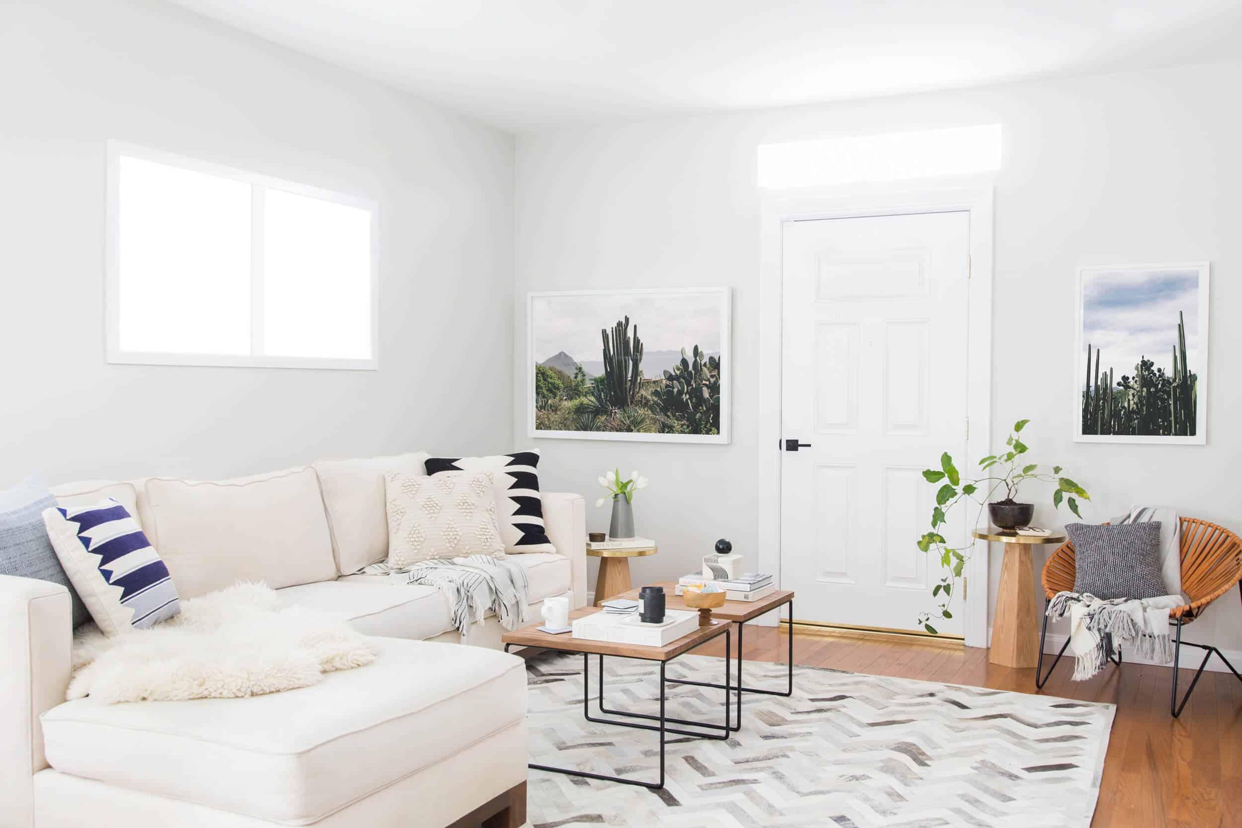Emily Henderson Citizenry Photo Artwork Tessa Living Room Boho 16