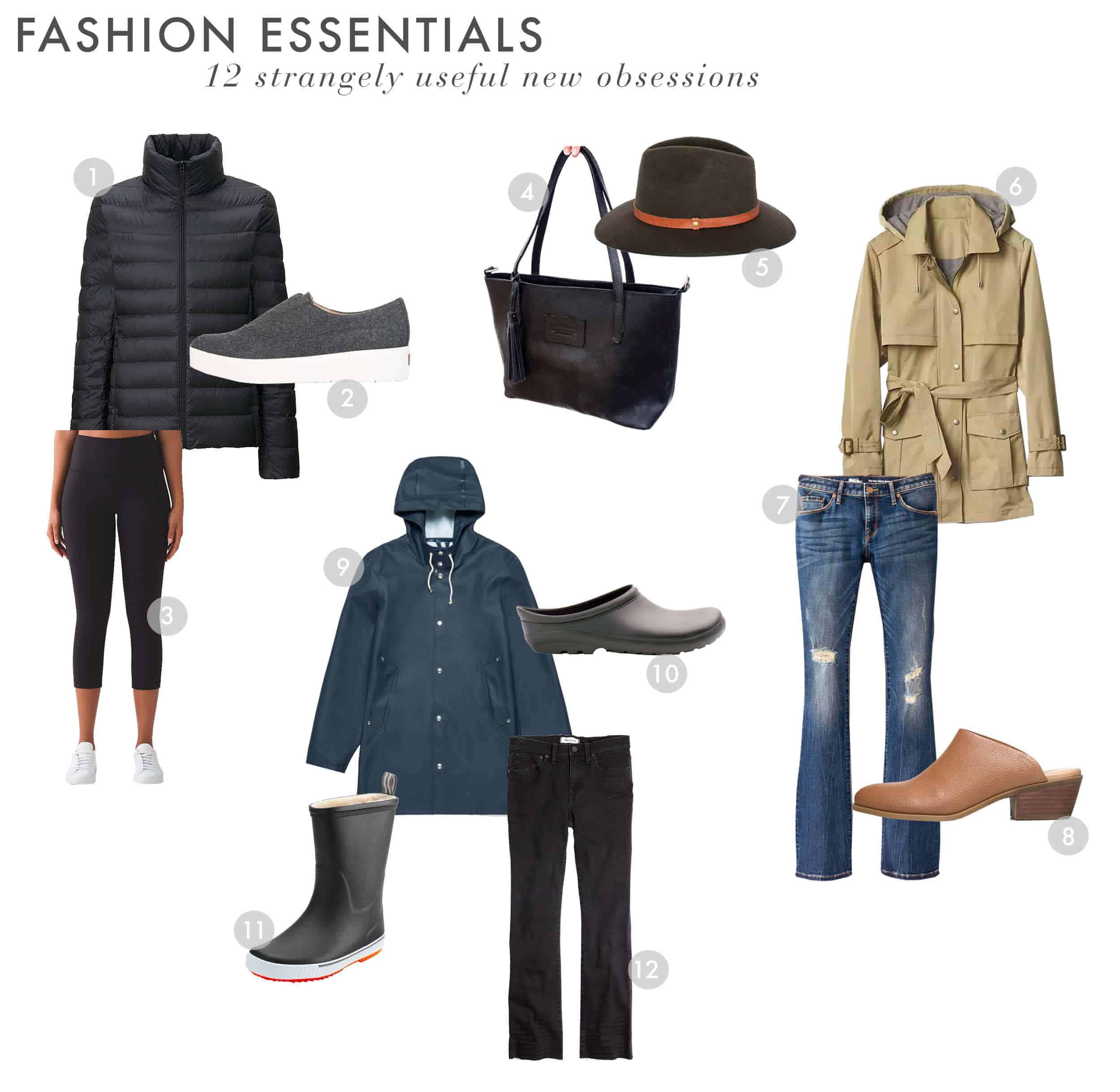 Emily Henderson Fashion Affordable Goto Essentials Roundup 1