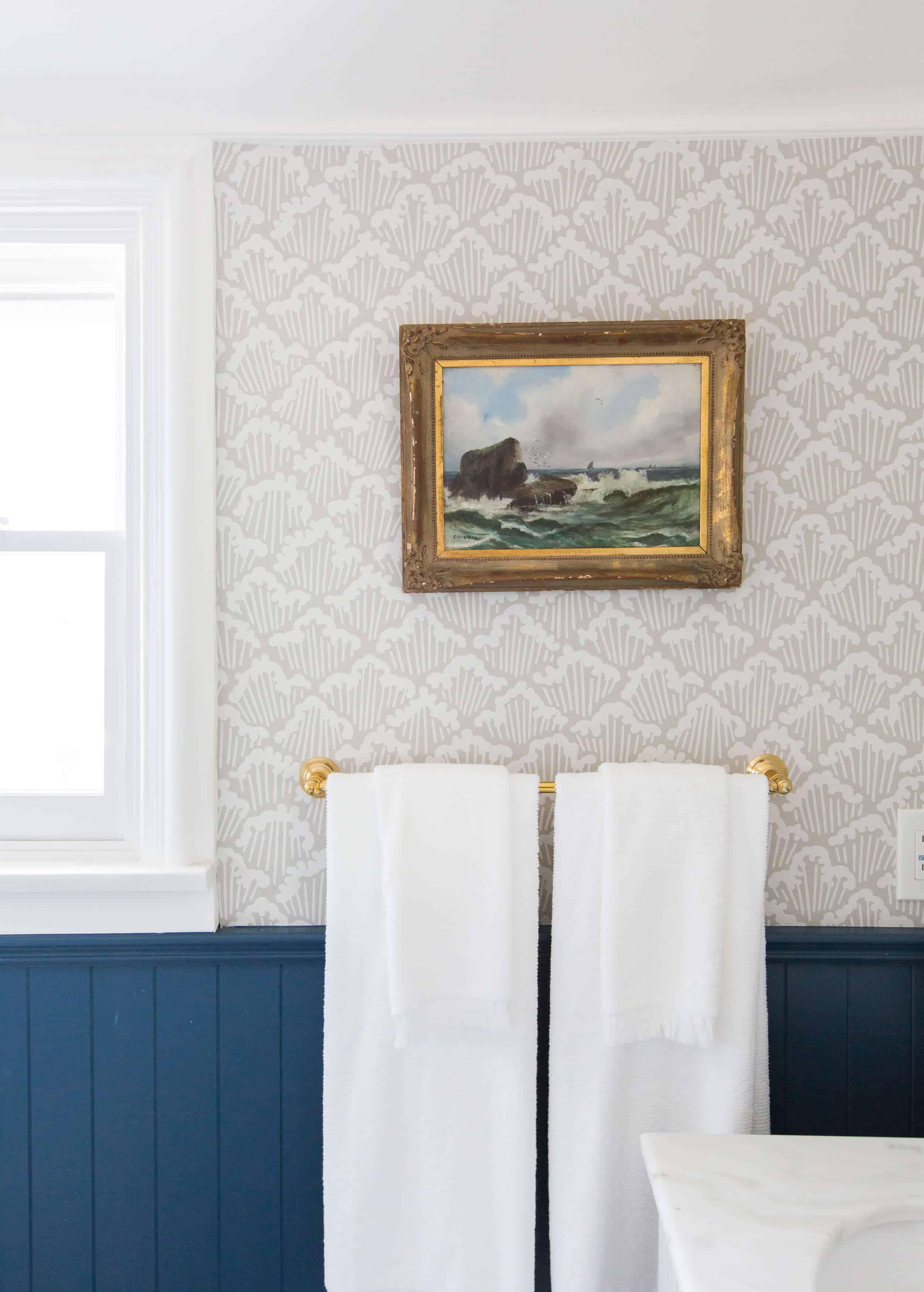 Emily Henderson Modern English Cottage Tudor Master Bathroom Reveal4