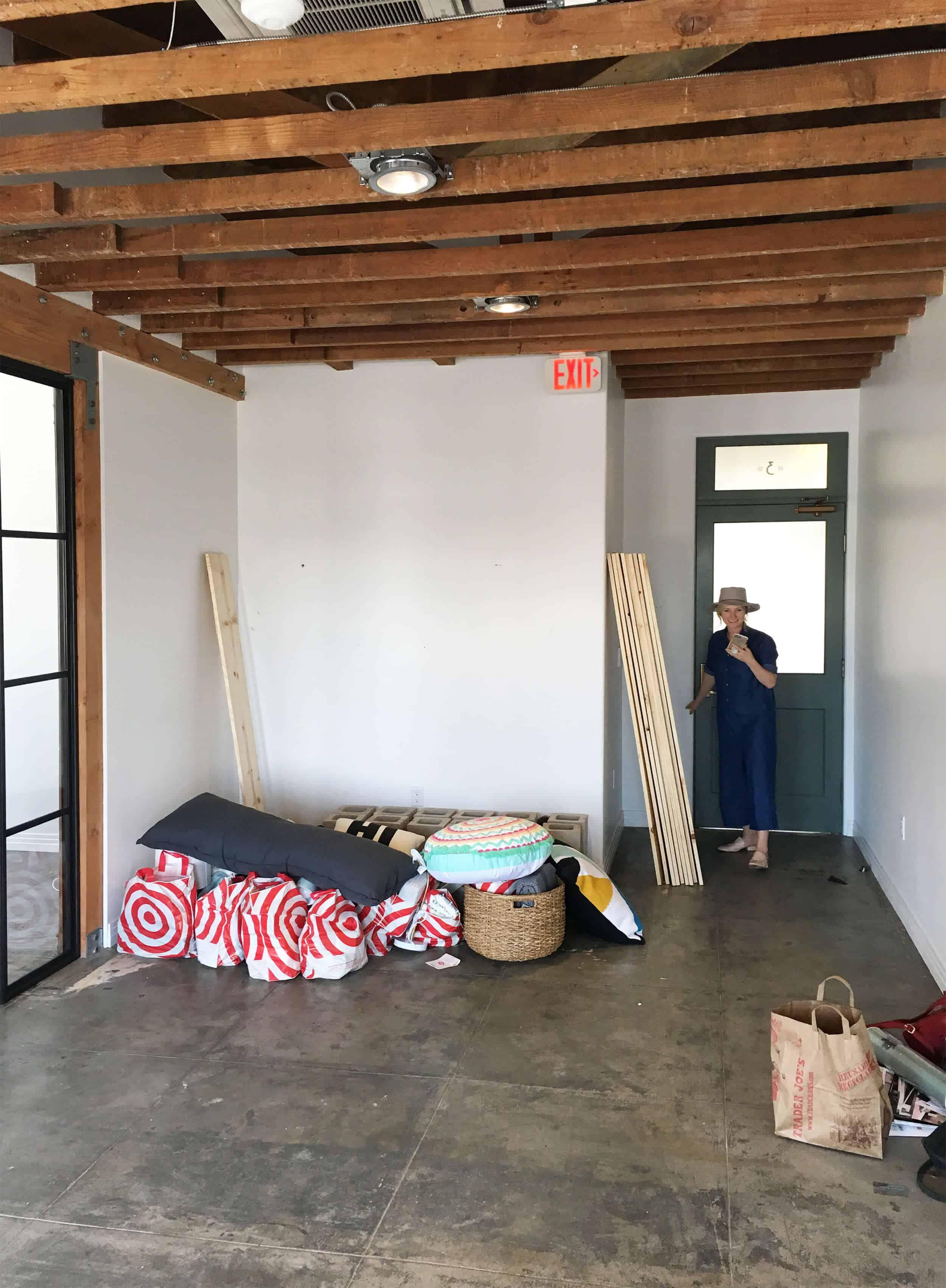 Emily Henderson New Studio Fresh Start Projects Update Intro New Studio 3