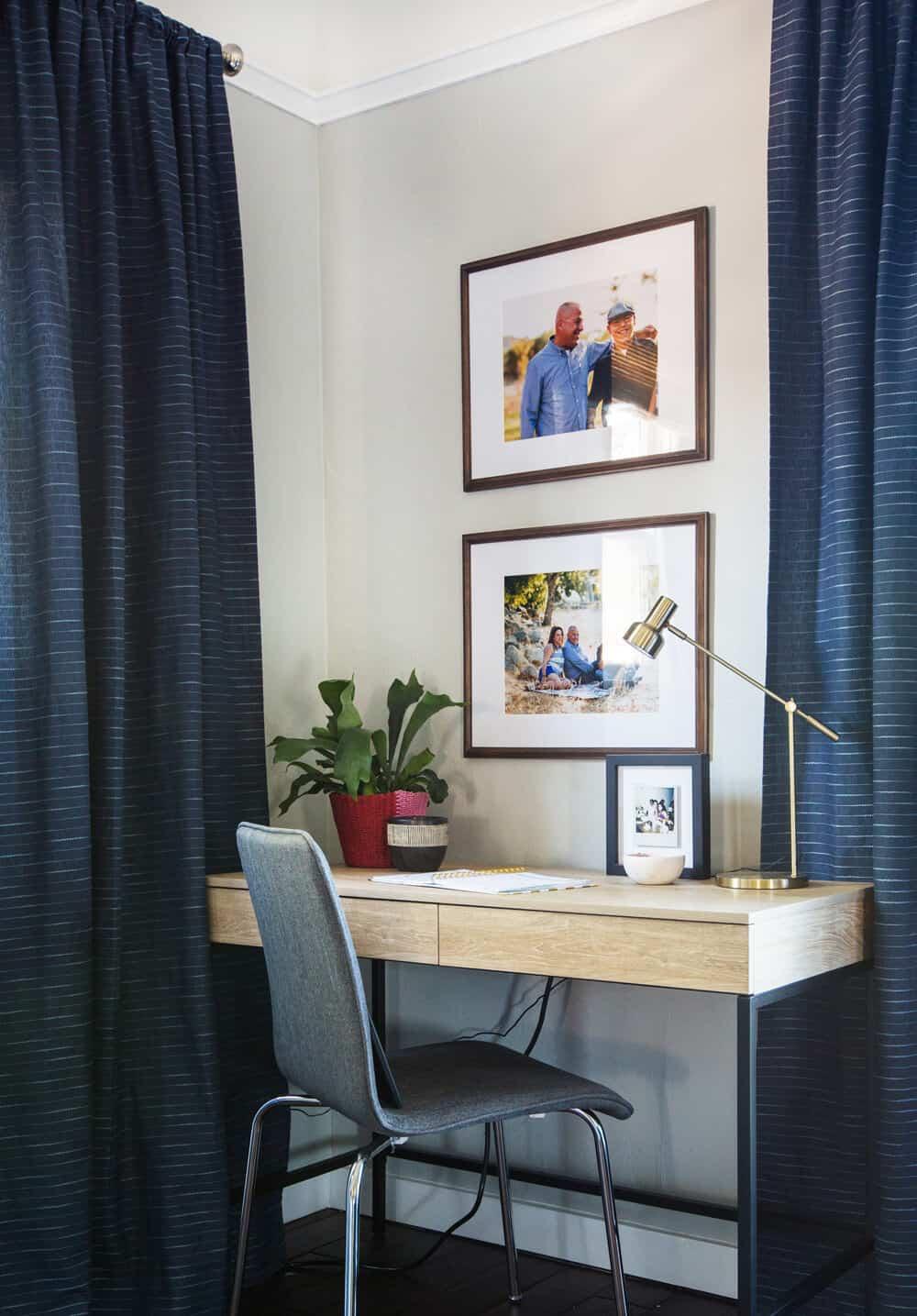 Emily Henderson Office Affordable Desks Under 500 Pics 4