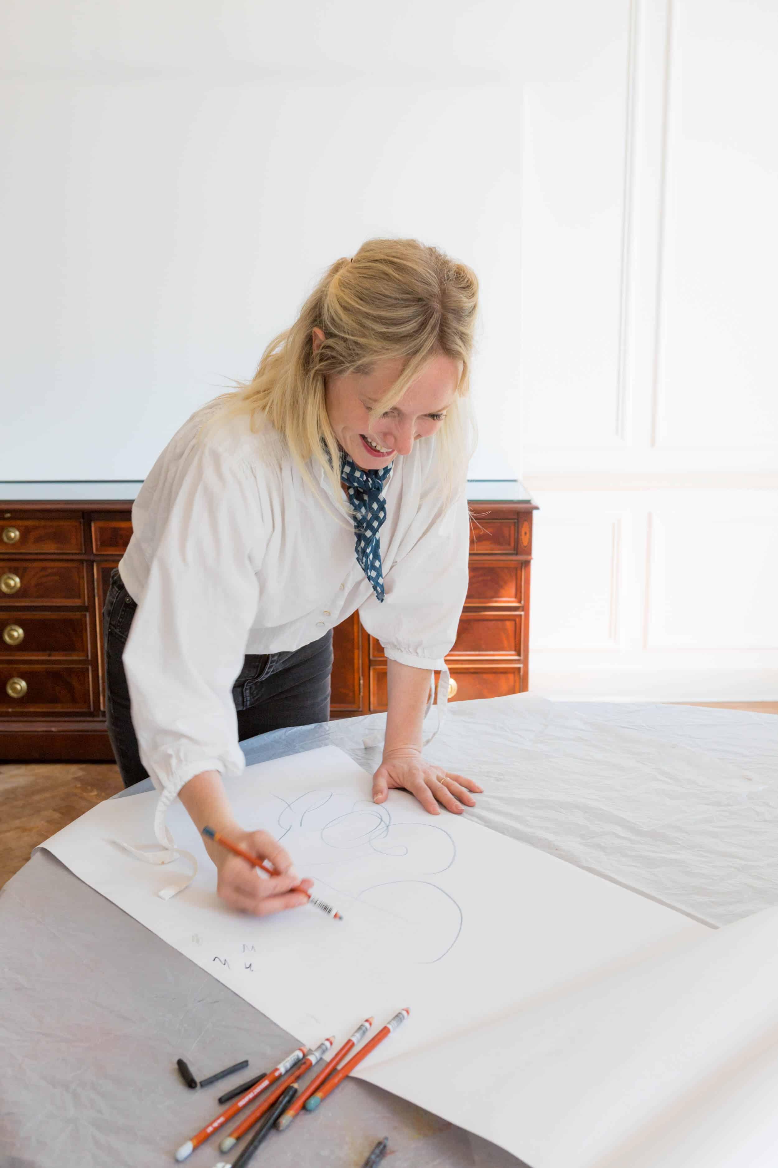 Emily Henderson The Fourth Artist Sothebys Parisian Apartment 14