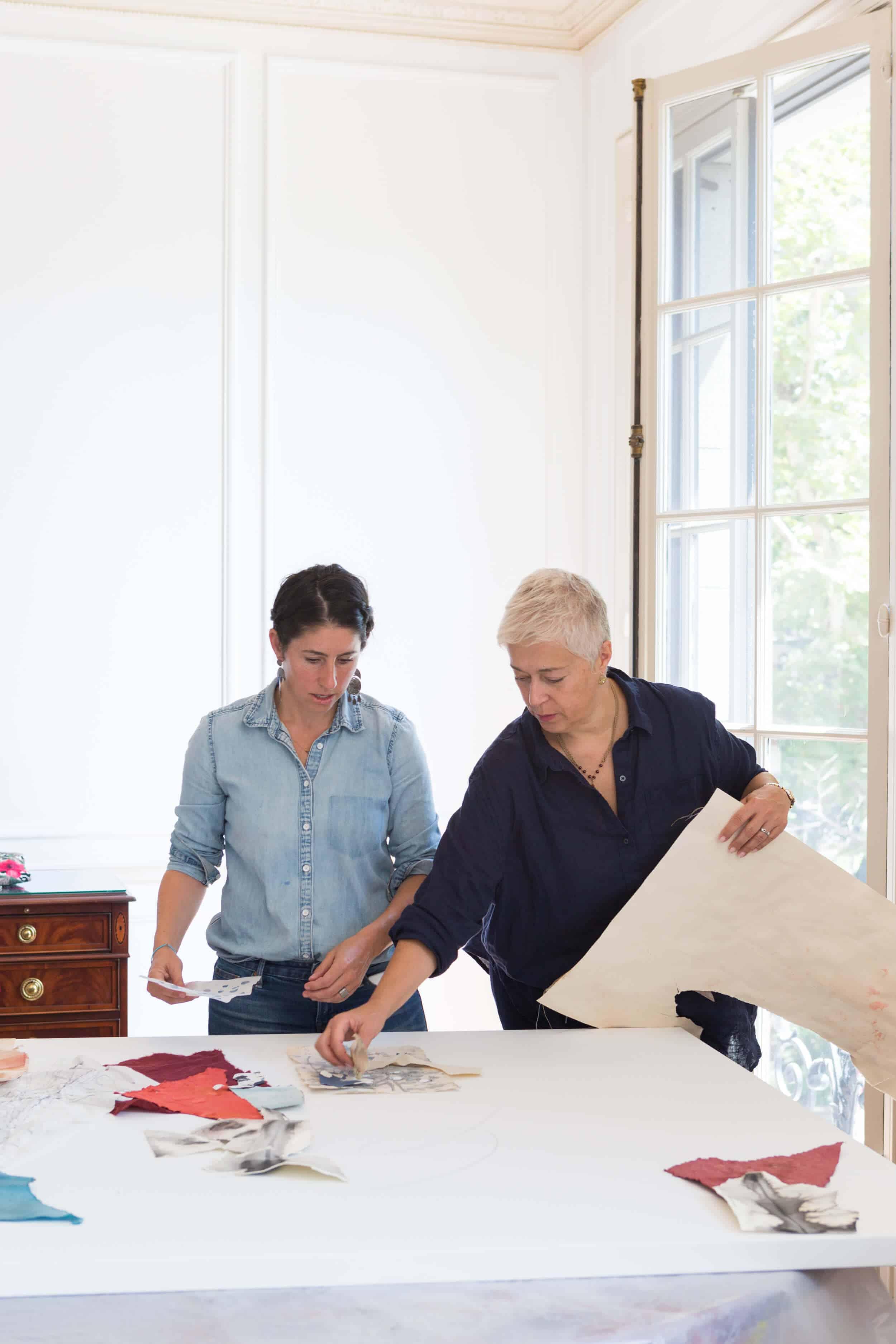 Emily Henderson The Fourth Artist Sothebys Parisian Apartment 18