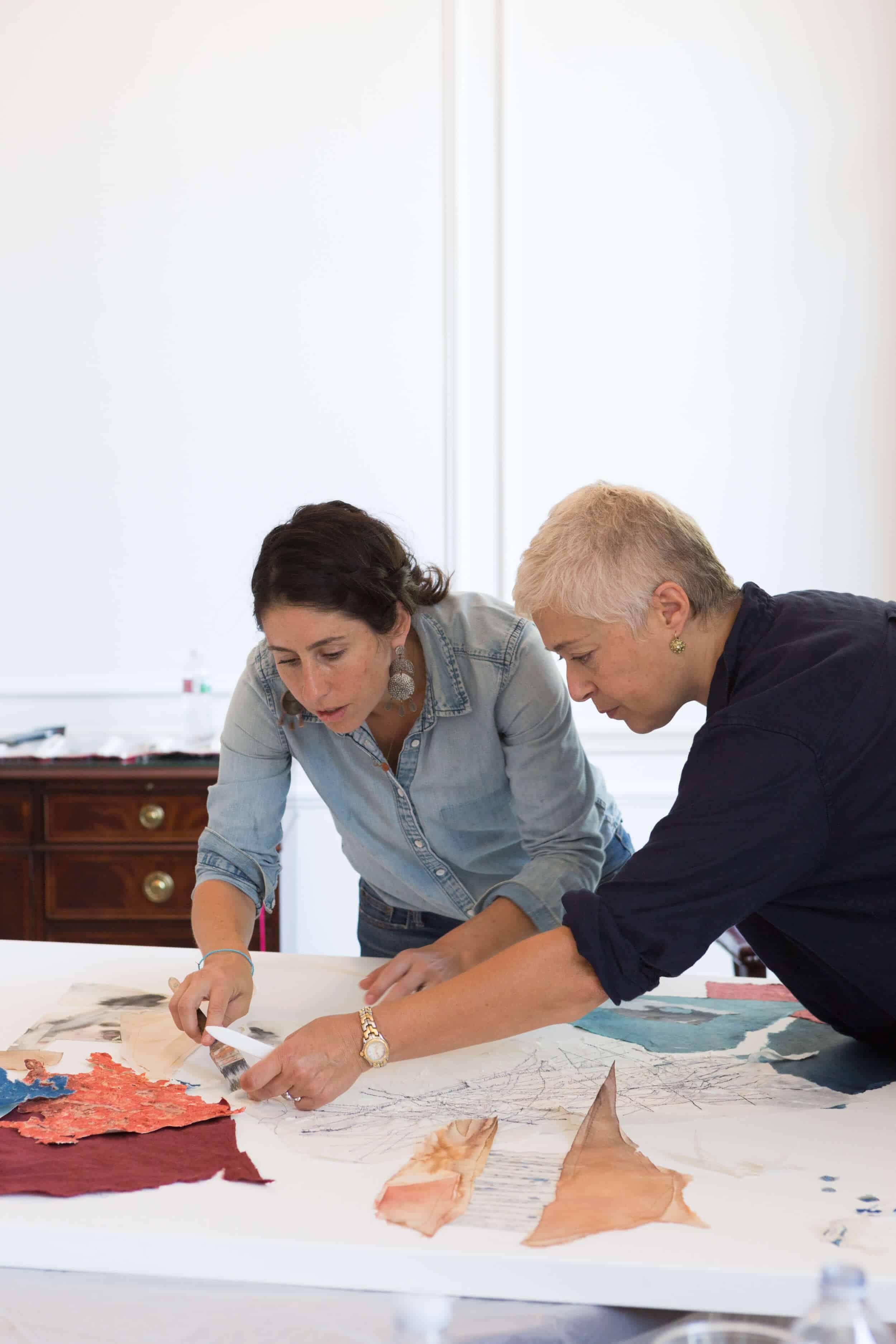 Emily Henderson The Fourth Artist Sothebys Parisian Apartment 9