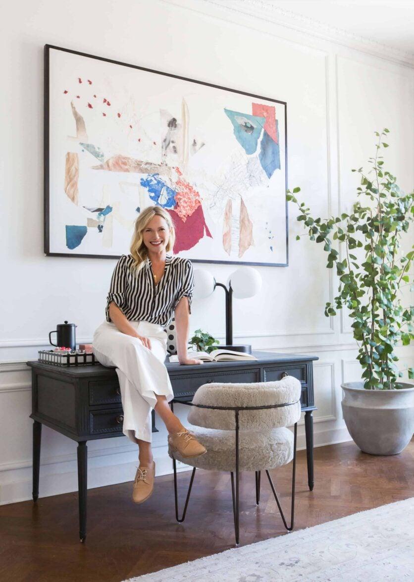 Emily Henderson The Fourth Artist Sothebys Parisian Apartment Pics 17
