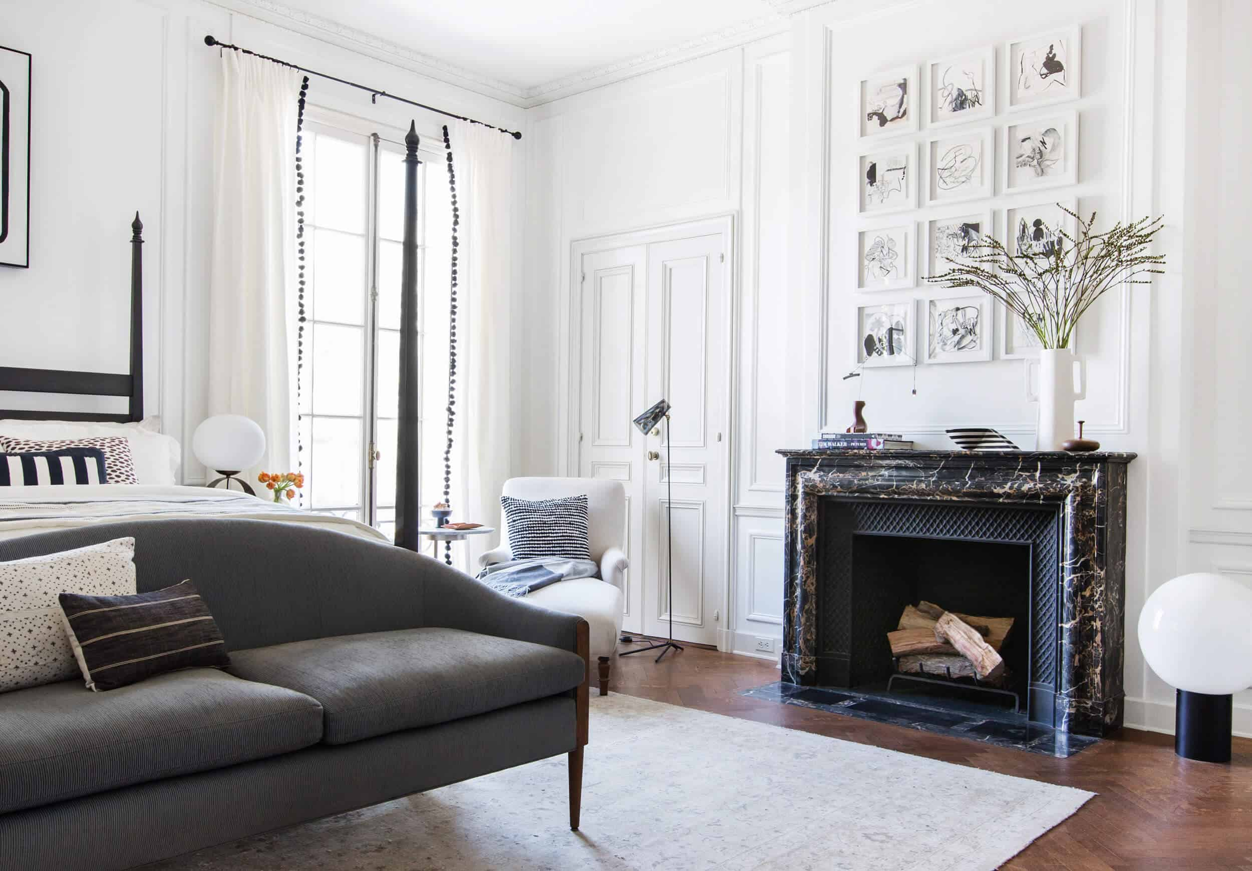 Emily Henderson The Fourth Artist Sothebys Parisian Apartment Pics 19