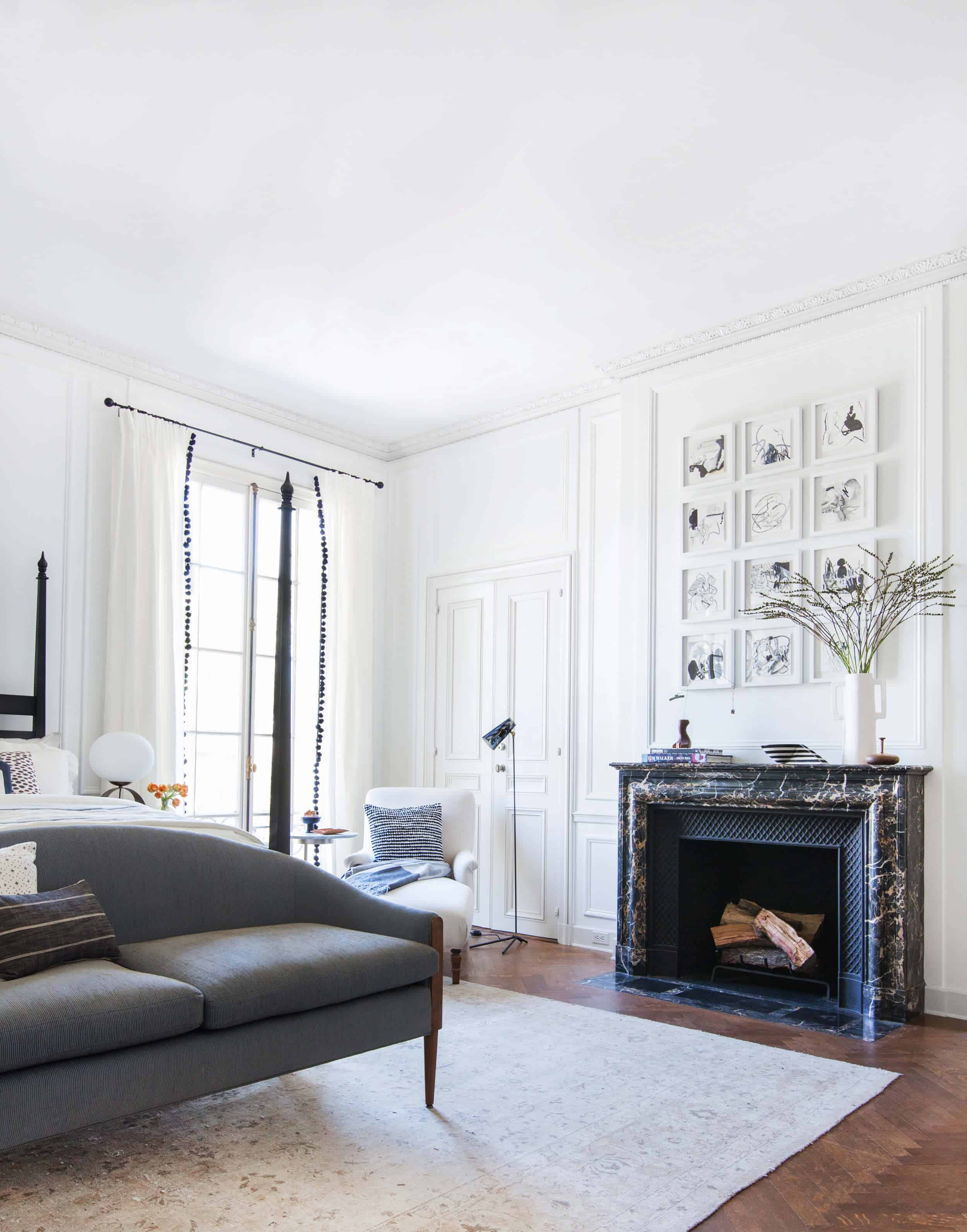 Emily Henderson The Fourth Artist Sothebys Parisian Apartment Pics 20