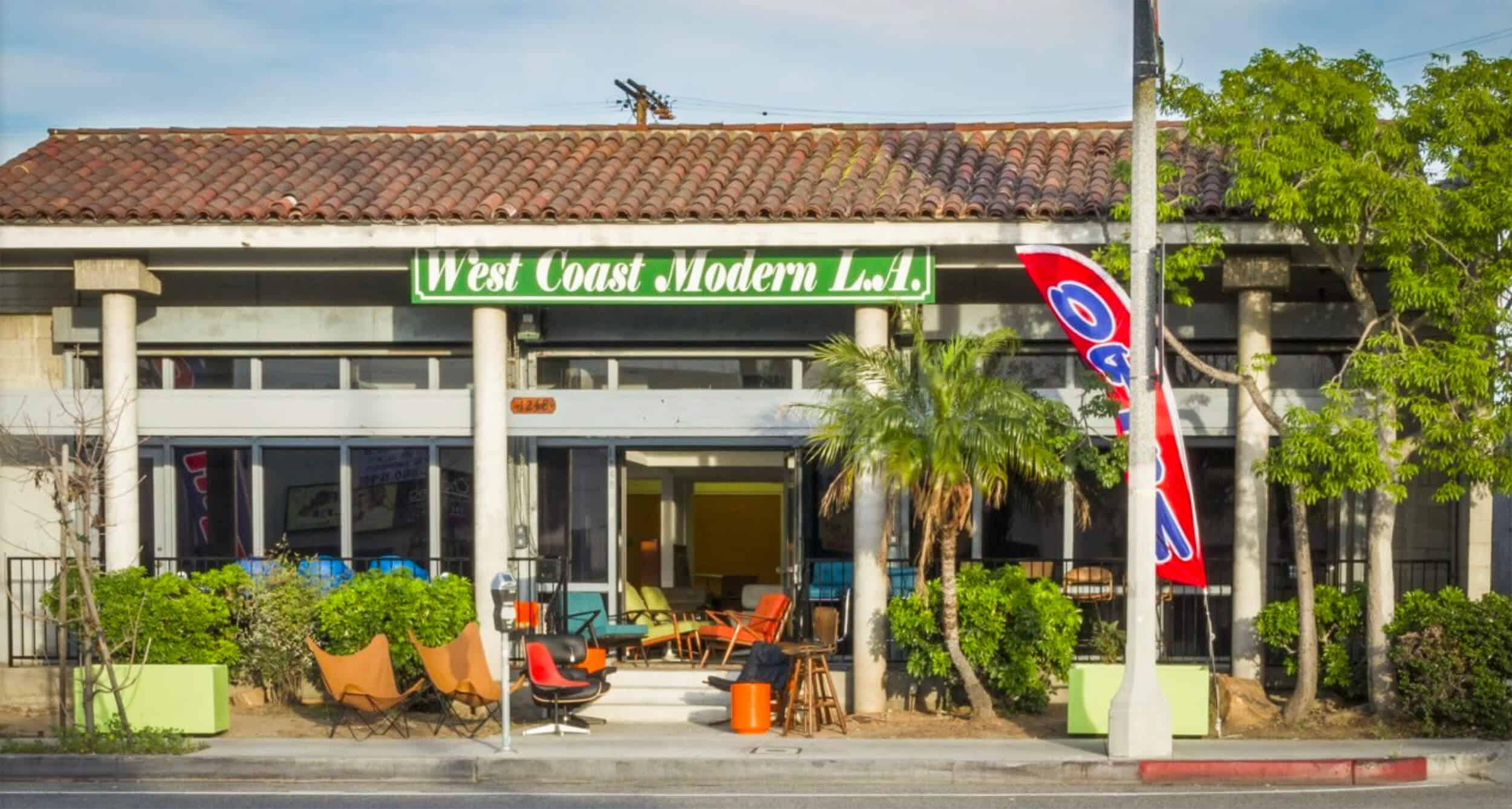 West Coast Modern La