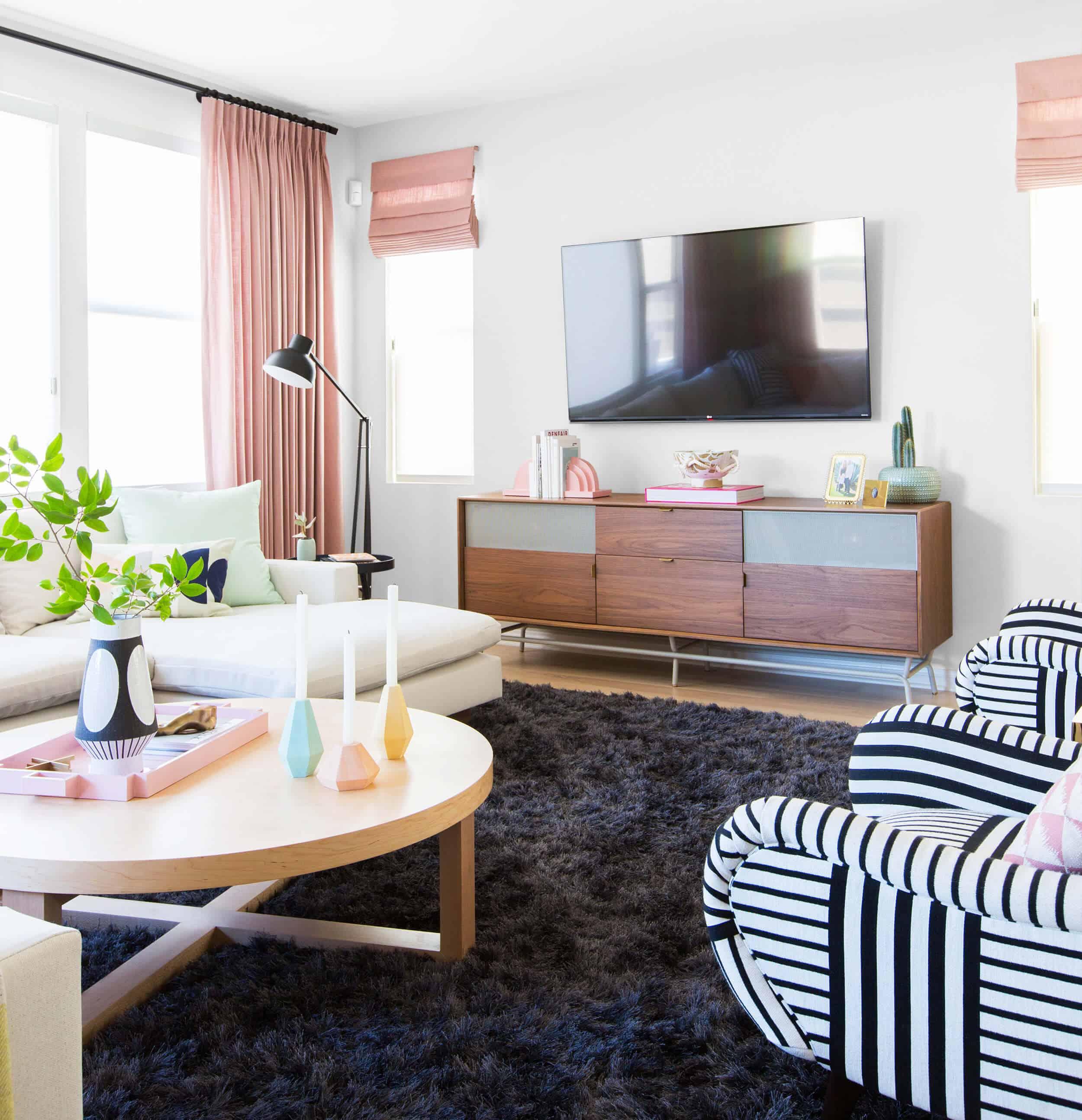 Emily Henderson Bludot 20th Anniversary Modern Furniture Portfolio Projects Design Milk Oh Joy Office 15 Edit