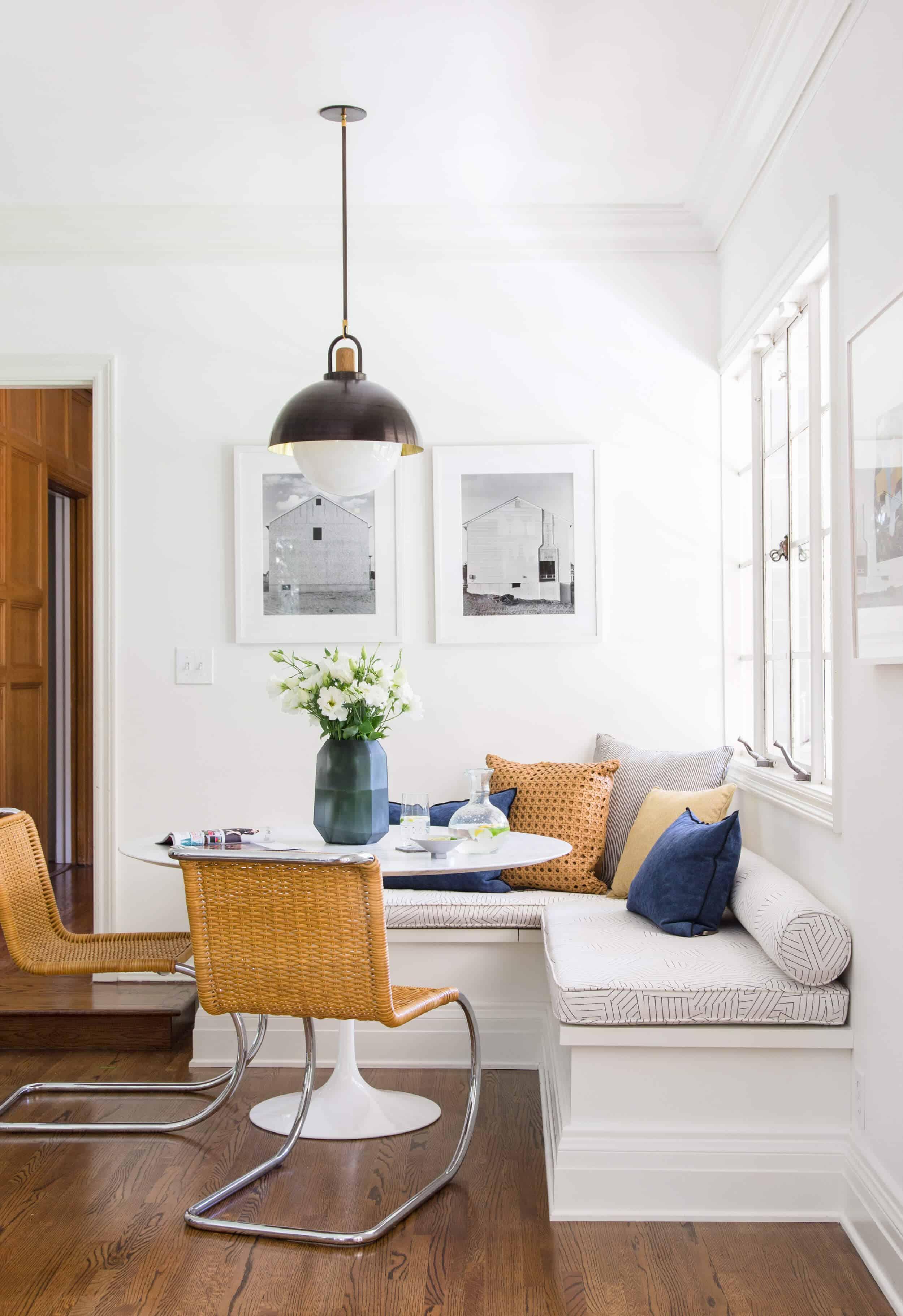Emily Henderson Griffith Park Traditonal Modern Italian Sunroom Reveal 7