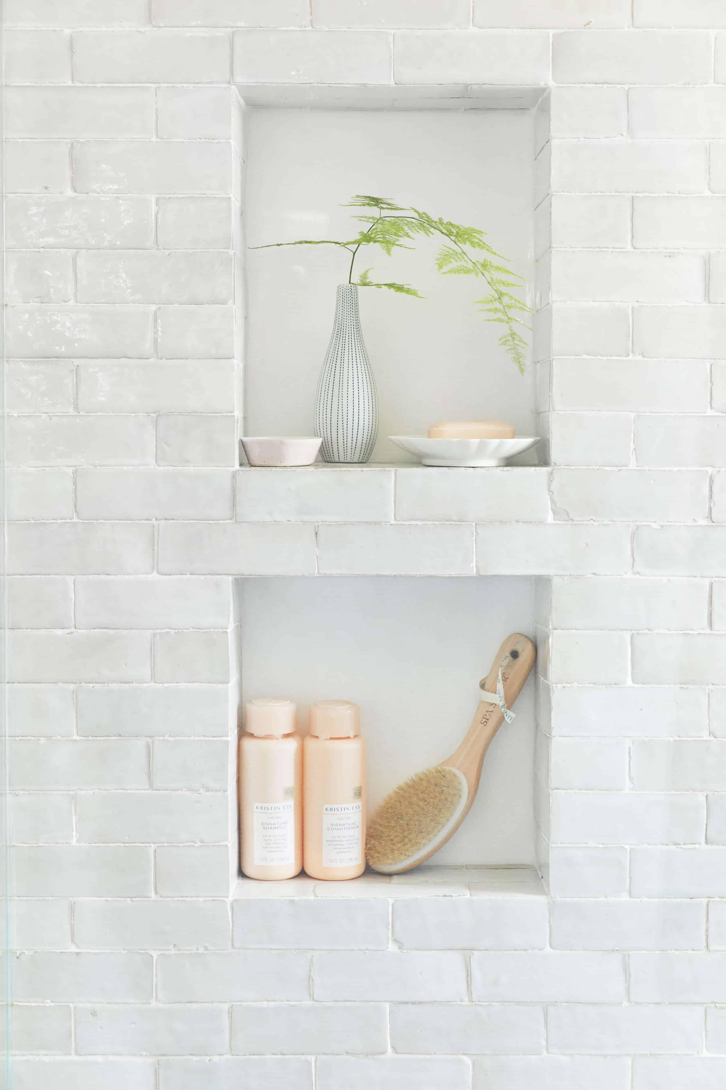 Emily Henderson Modern English Cottage Tudor Master Bathroom Reveal14