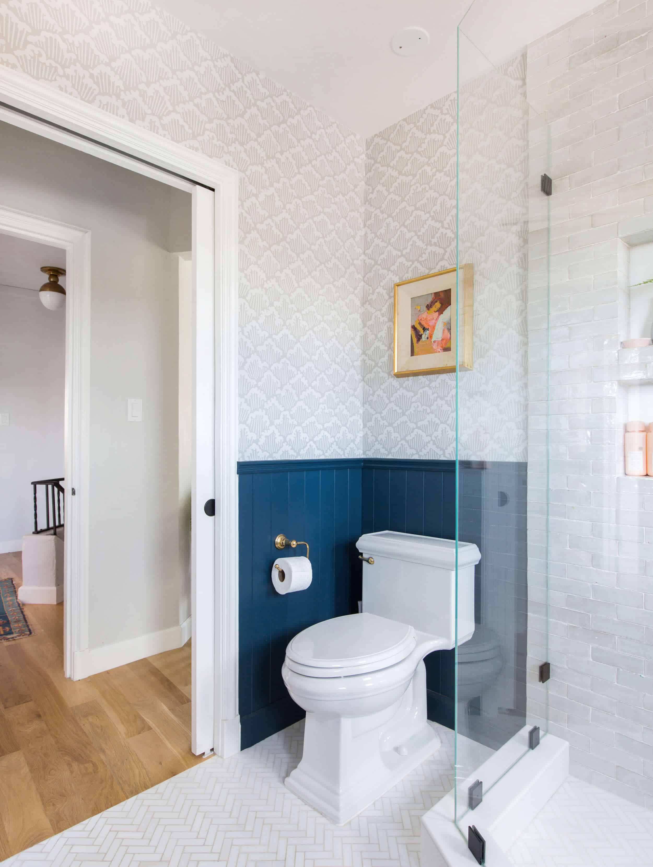 Emily Henderson Modern English Cottage Tudor Master Bathroom Reveal15 Edited 1