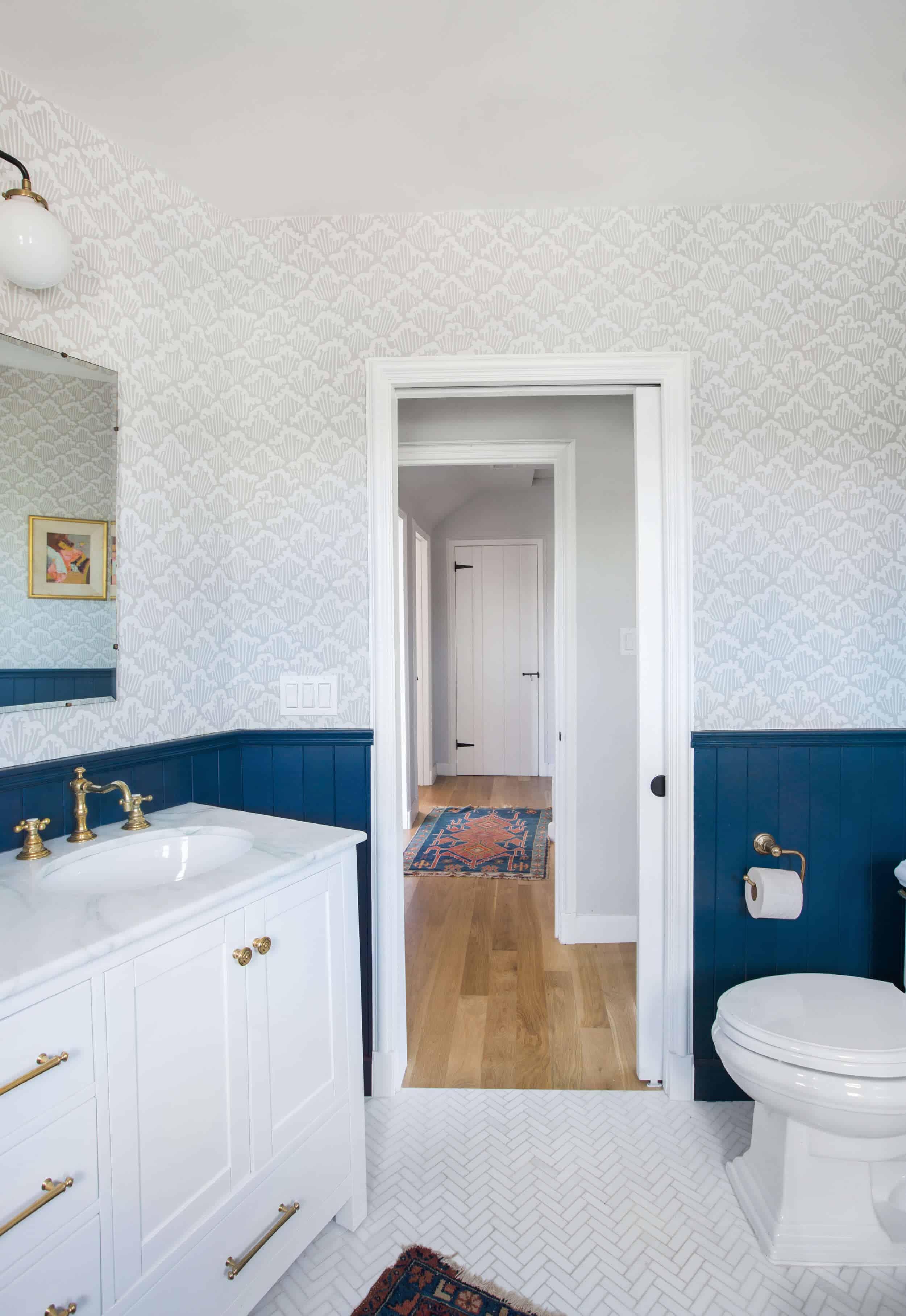 Emily Henderson Modern English Cottage Tudor Master Bathroom Reveal2 Edited 1