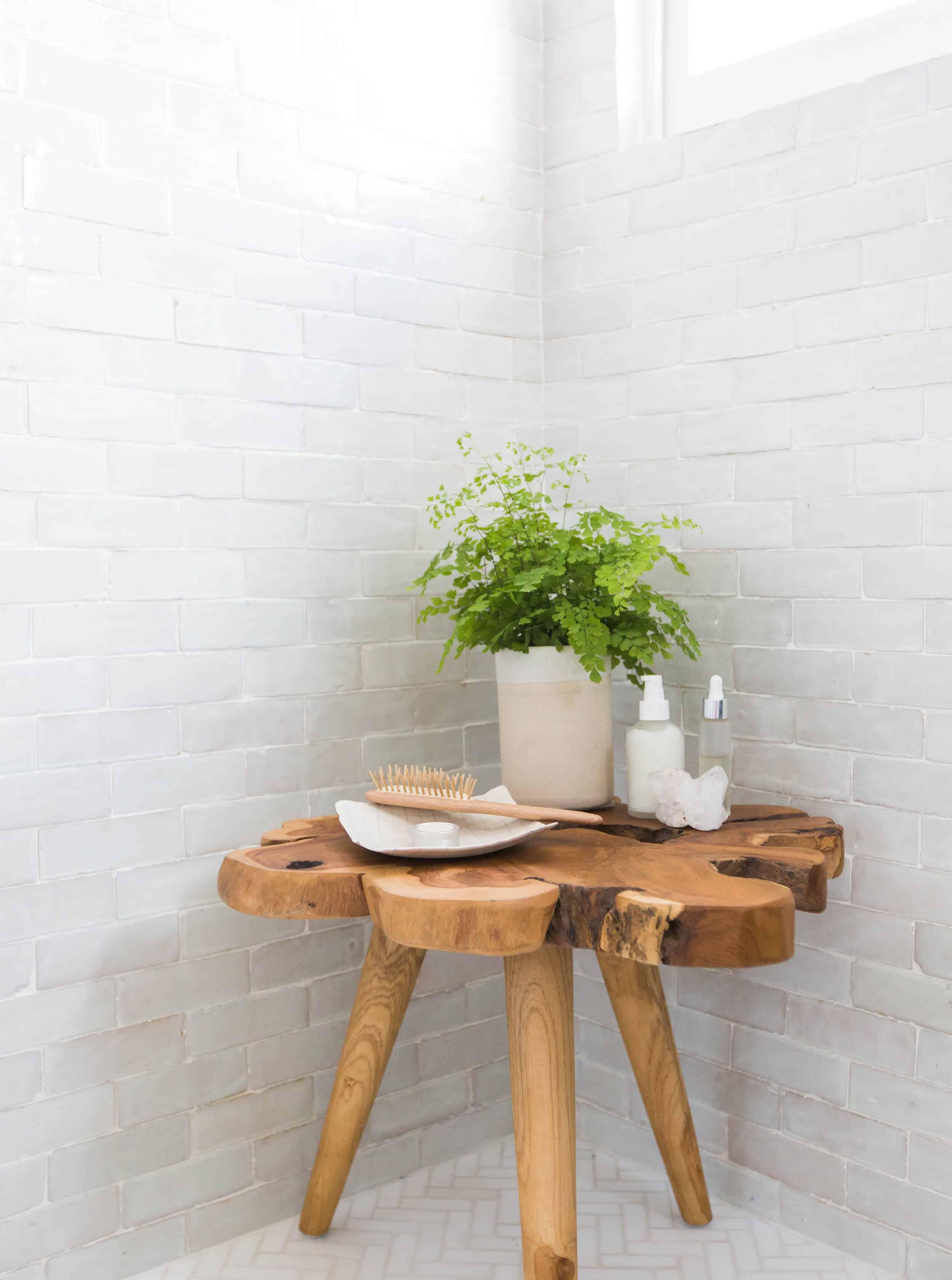 Emily Henderson Modern English Cottage Tudor Master Bathroom Reveal7