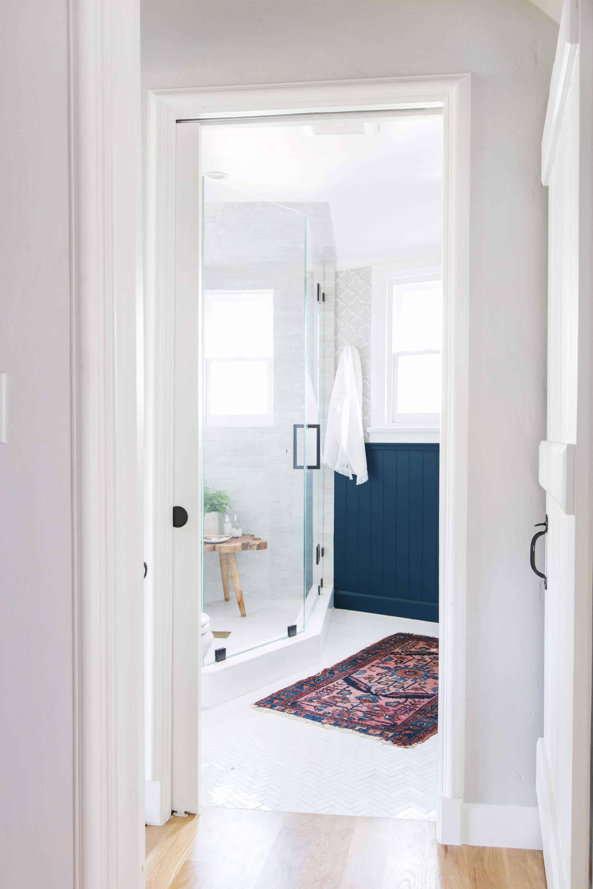 Emily Henderson Modern English Cottage Tudor Master Bathroom Reveal8 Edited