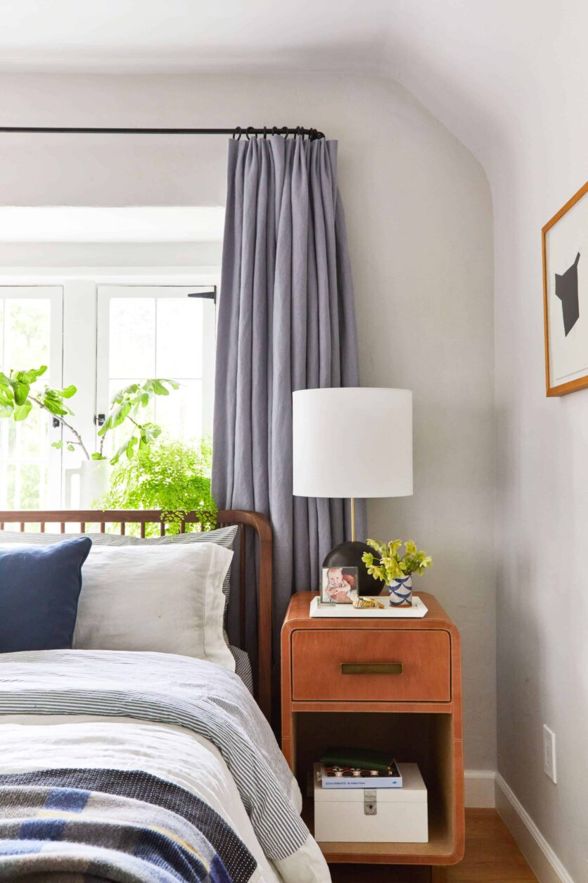 Emily Henderson Modern English Cottage Tudor Master Bedroom Reveal3