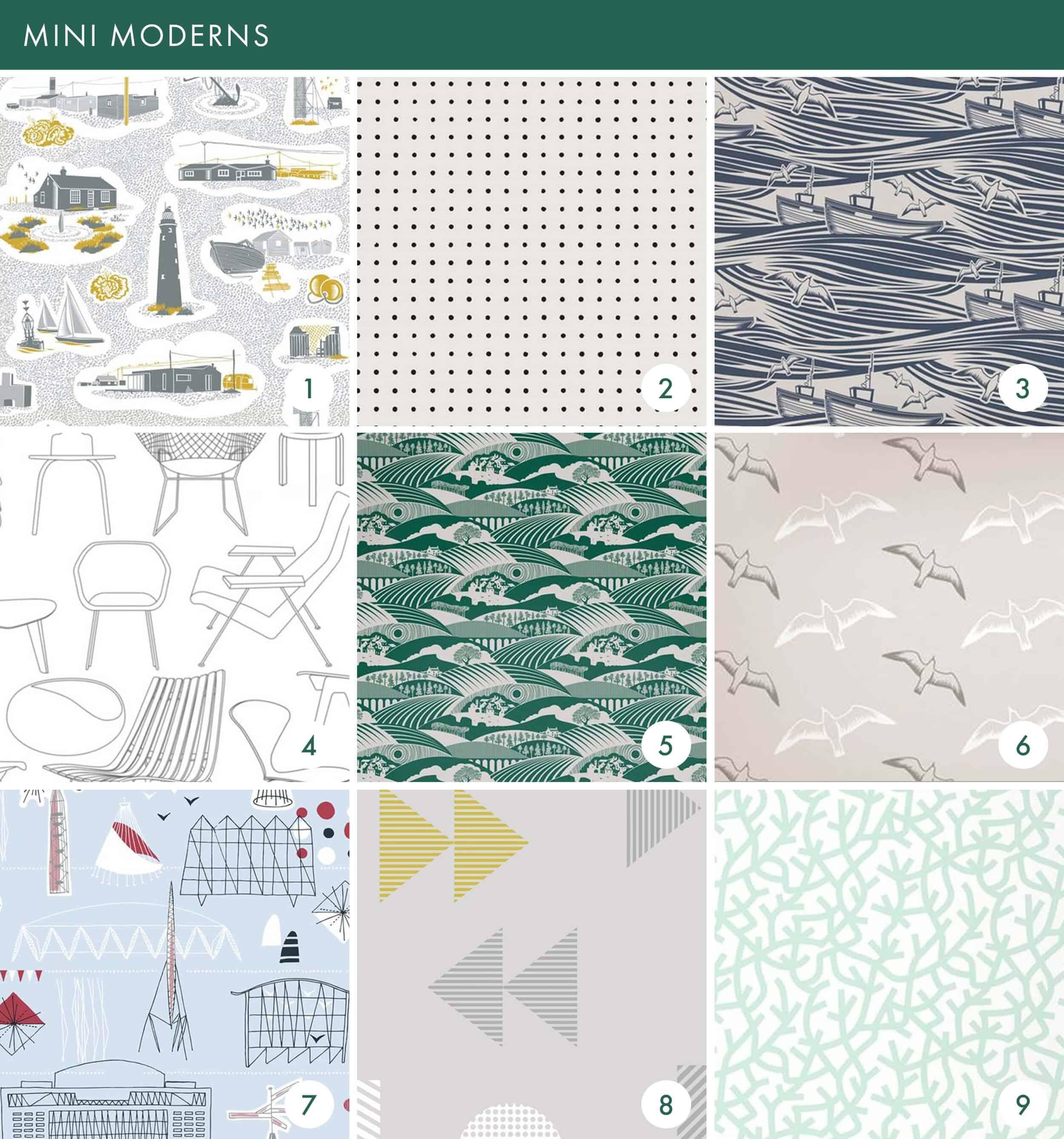 Emily Henderson Online Wallpaper Roundup Mini Modern1