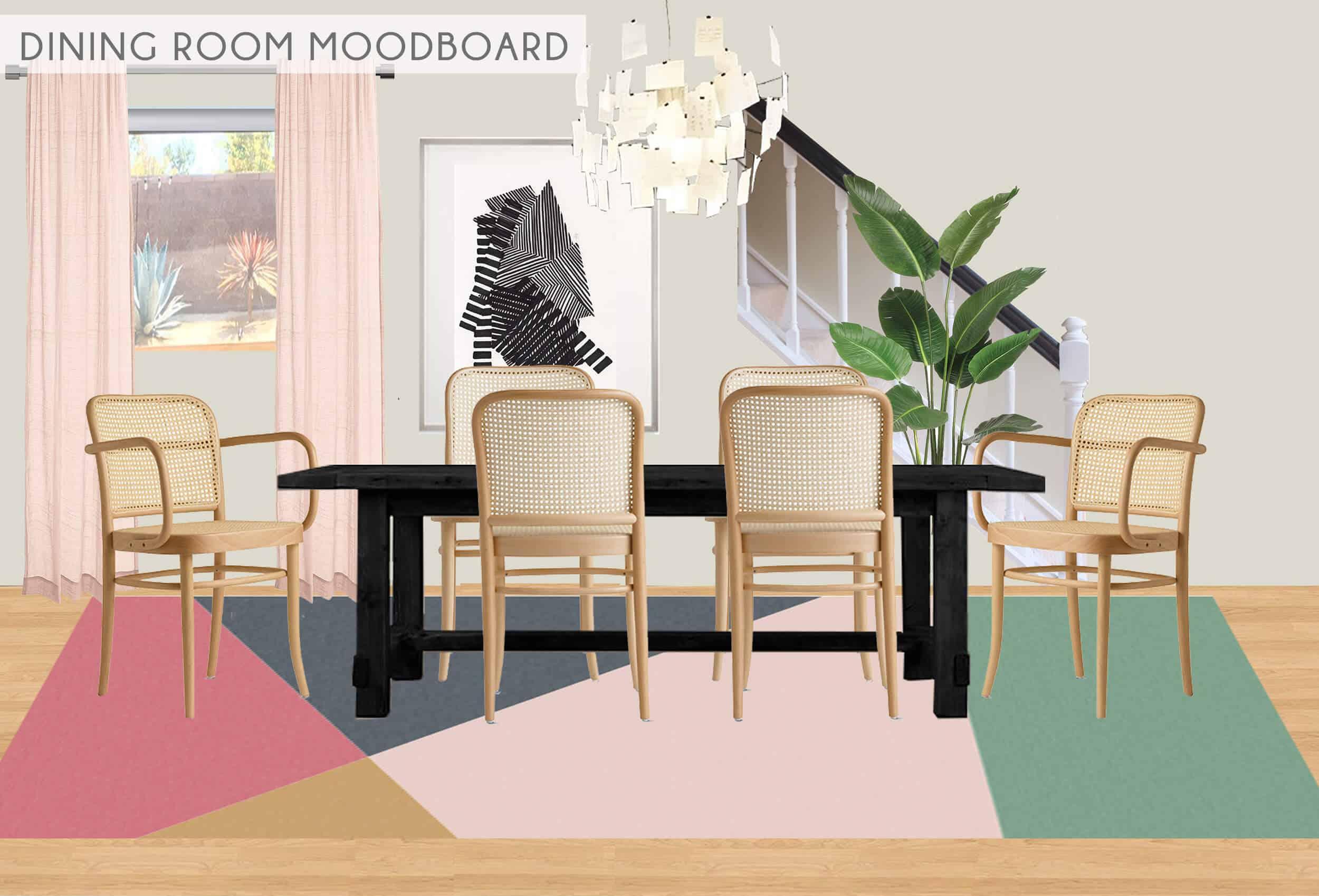 Jaimederringer Emilyhenderson Dining Room Makeover Dining Room Moodboard