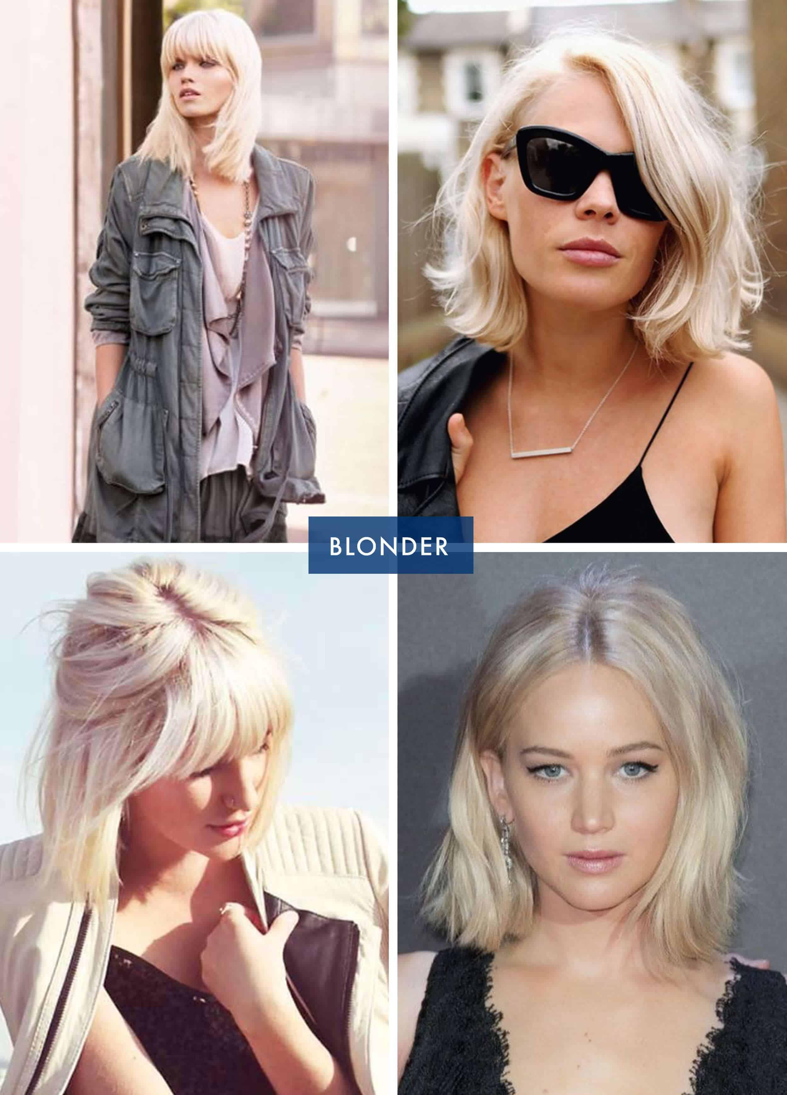 Emily Henderson Hair Cut Blonder