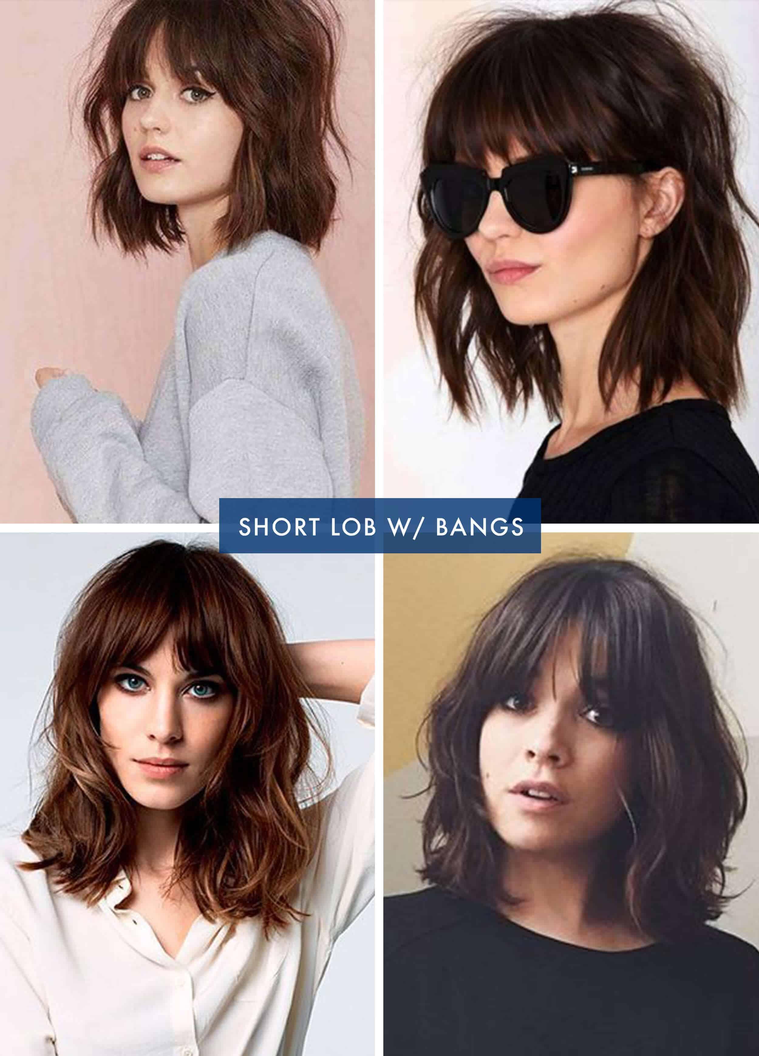 Emily Henderson Hair Cut Short Lob With Bangs
