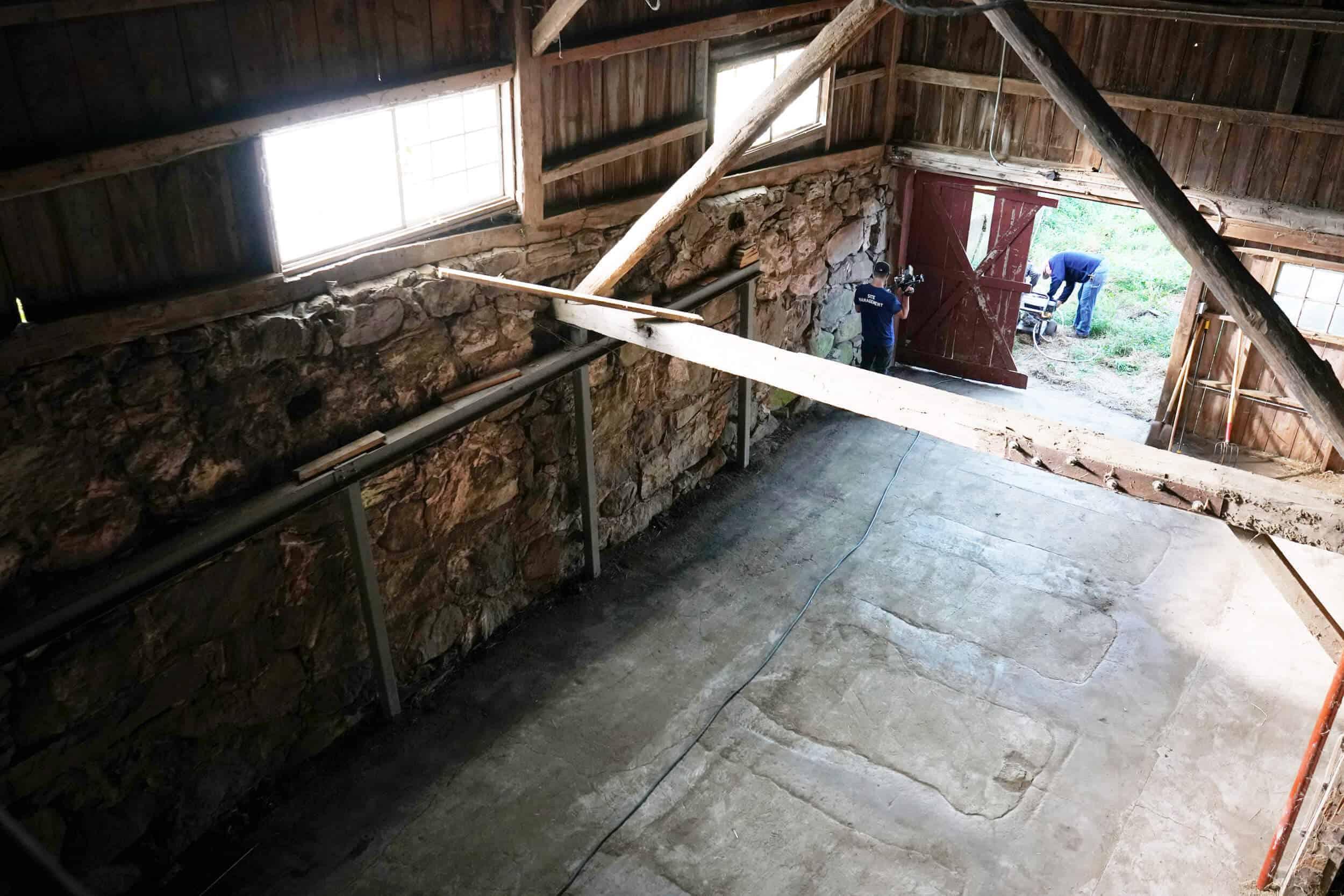 Emily Henderson Samsung The Frame Louise Roe The Barn 34