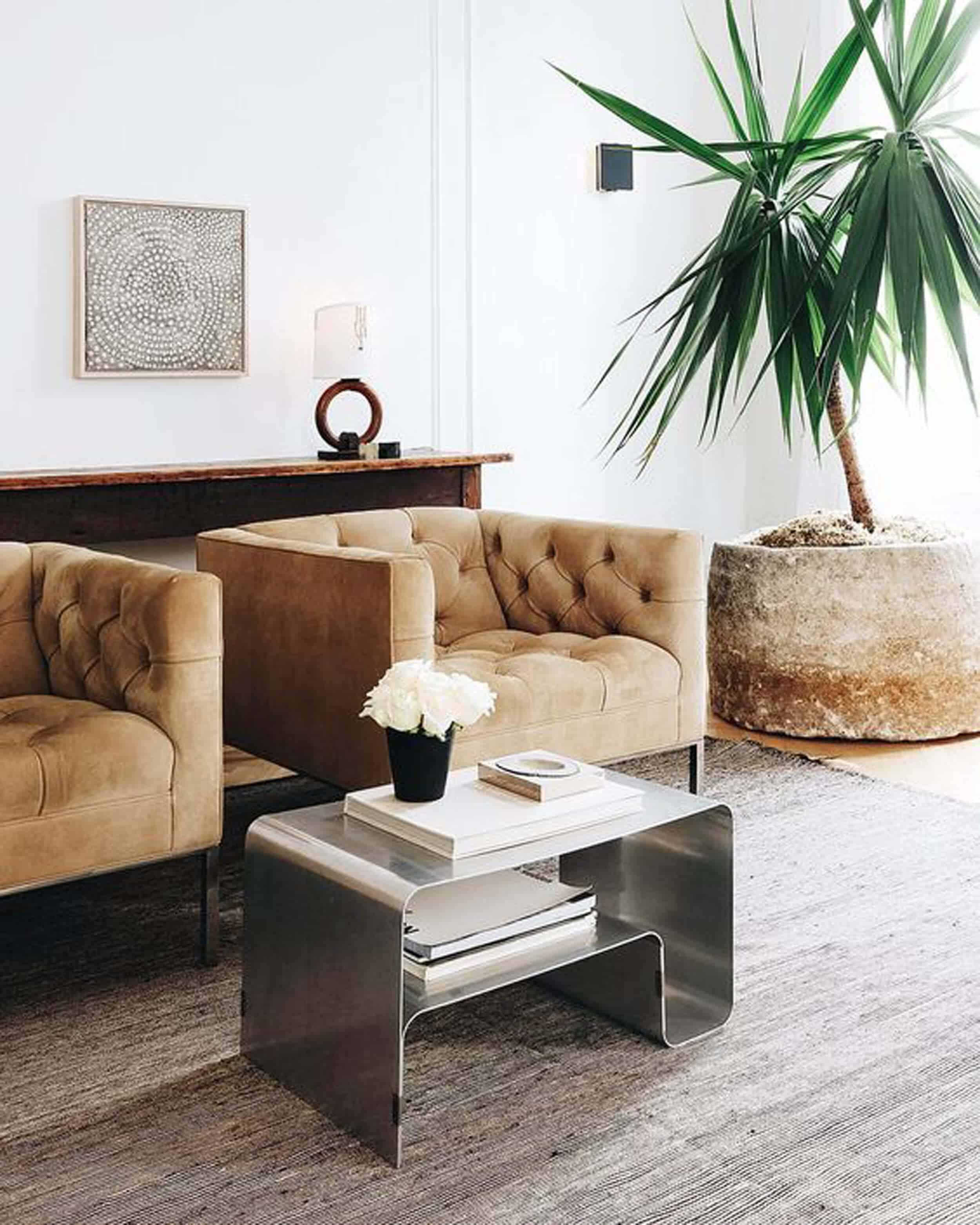 Emily Henderson Trends Chrome Furniture Inspiration 09