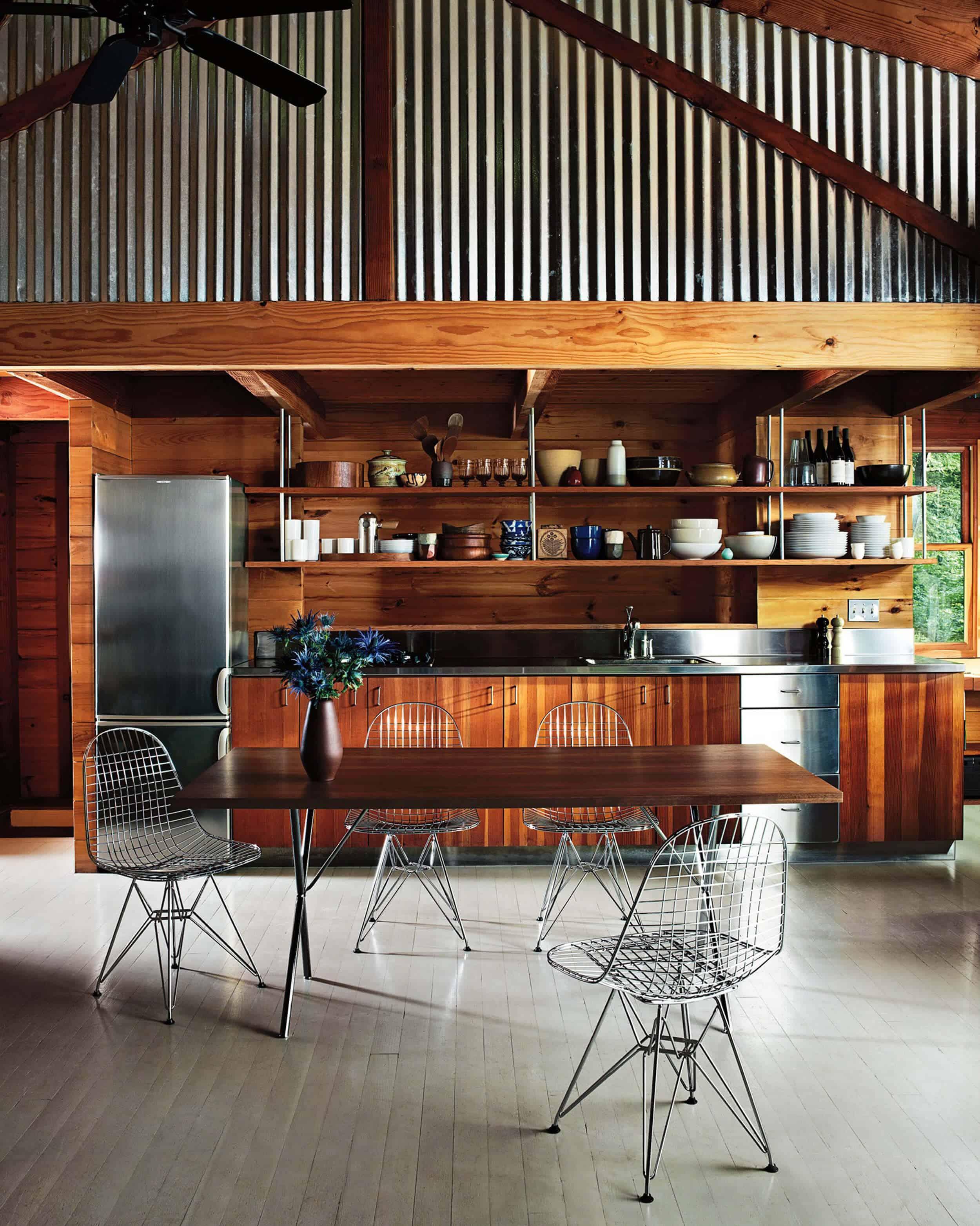 Emily Henderson Trends Chrome Furniture Inspiration 31