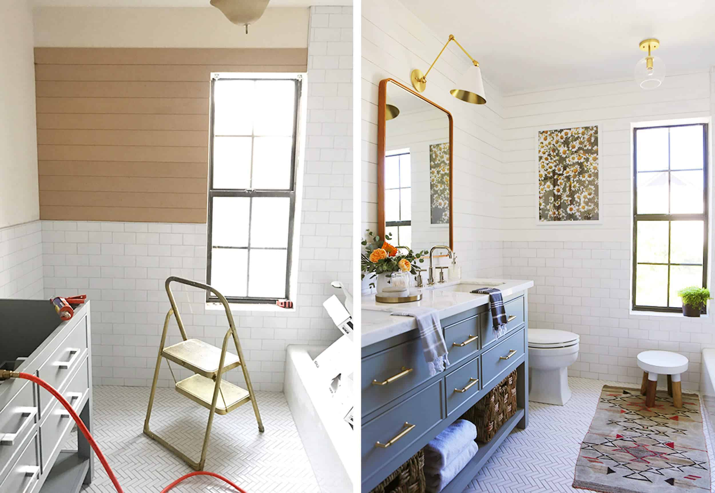 How To Add Character And Charm To Boring Architecture And Houses Horizontal Paneling Diy