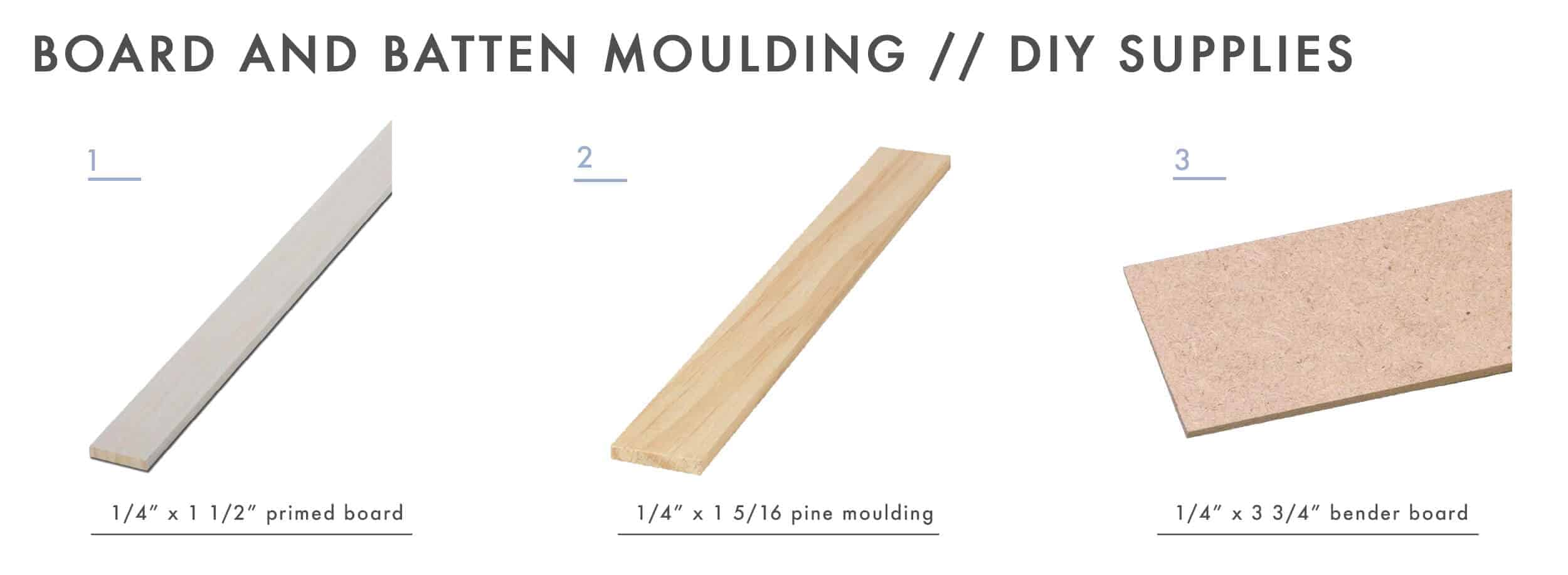 How To Add Character And Charm To Boring Architecture And Houses Modern Vertical Strip Moulding Diy Supplies 01