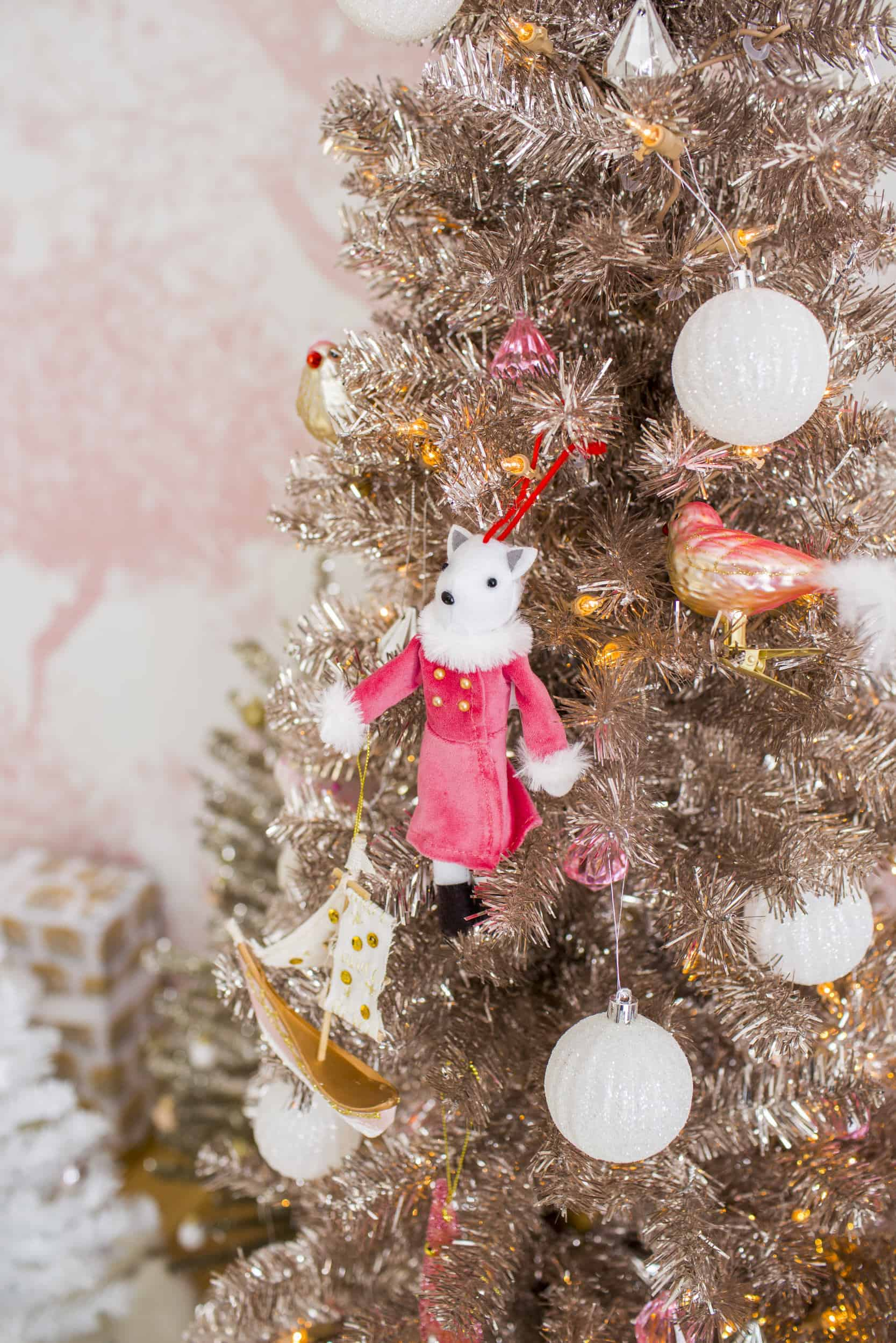 Emily Henderson Blush Rose Gold Christmas 12