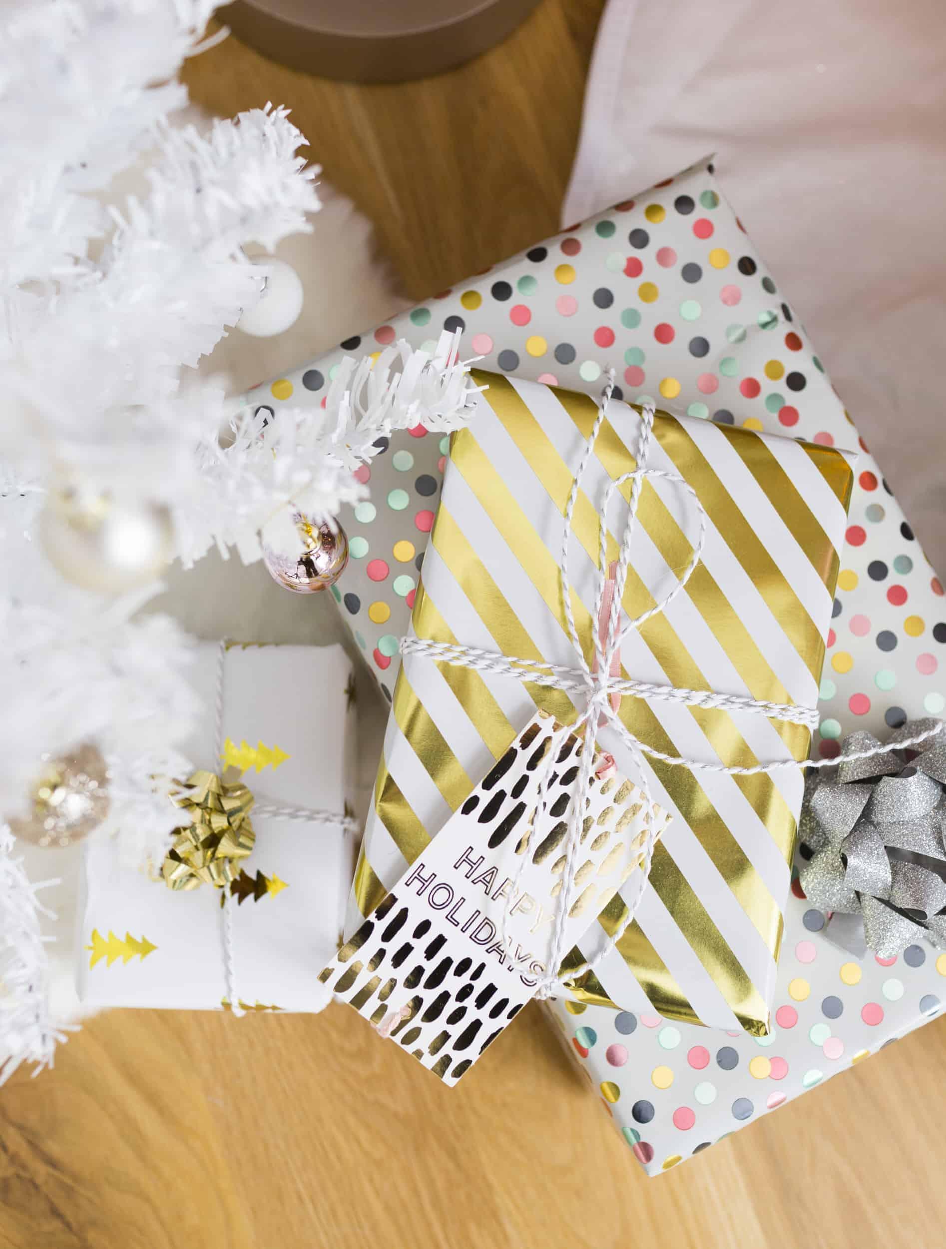 Emily Henderson Blush Rose Gold Christmas 5