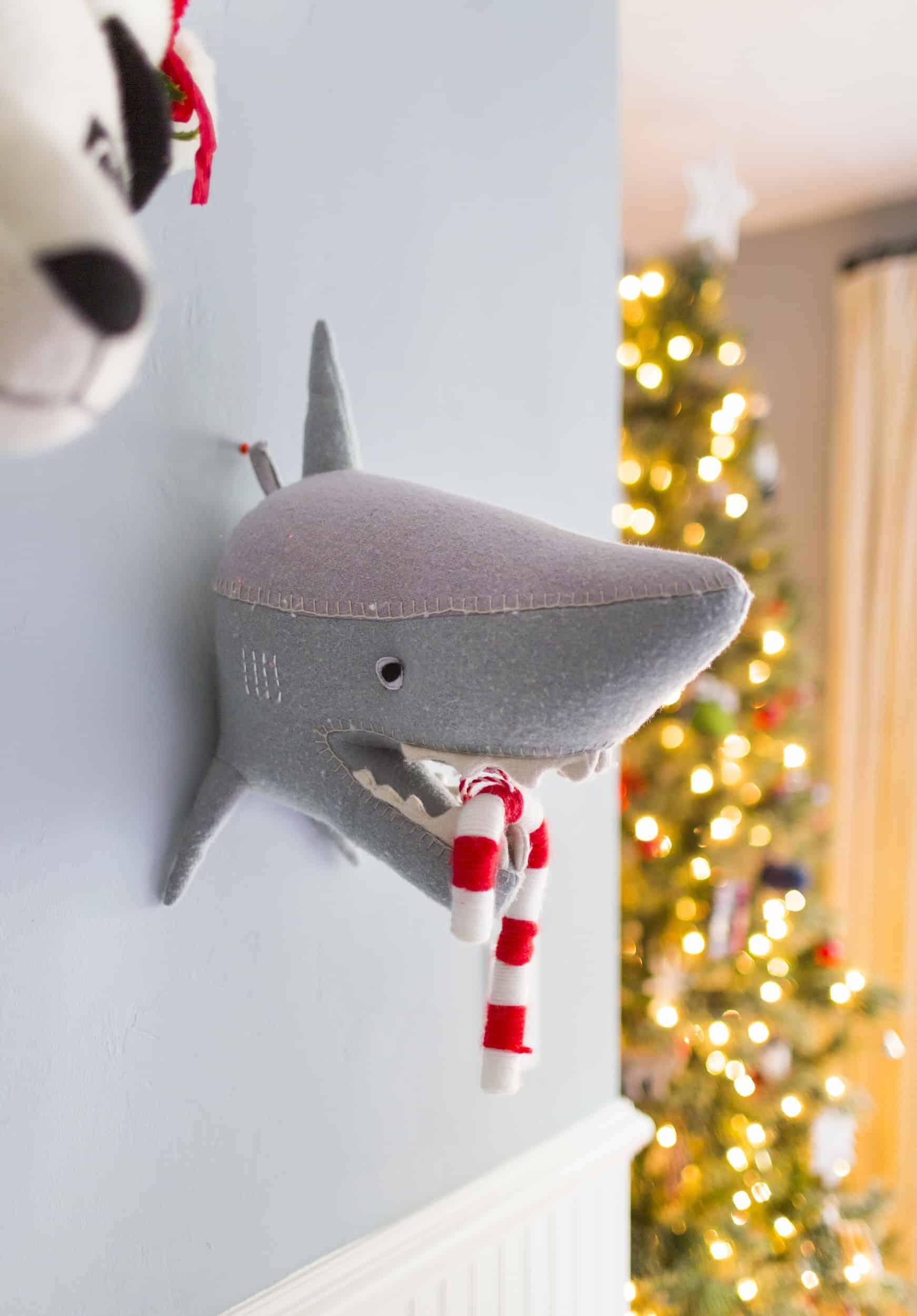 Emily Henderson Christmas Decorating Little Boys Room 81