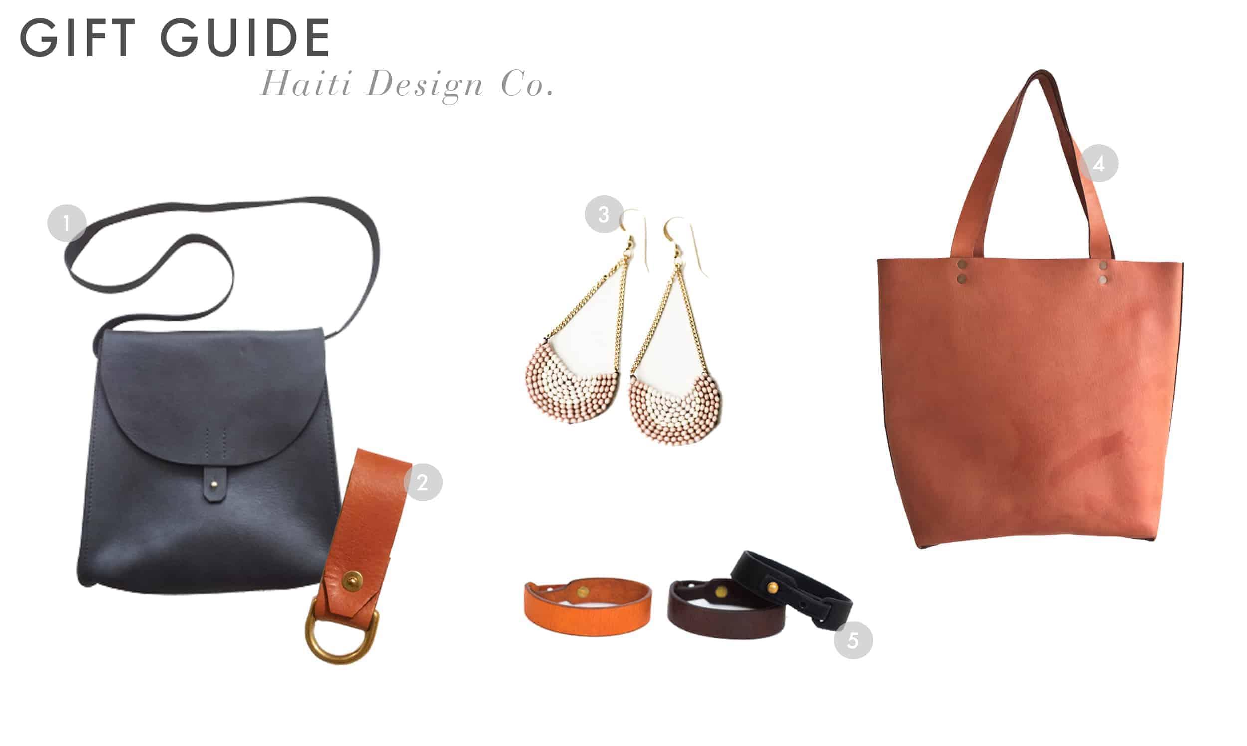 Emily Henderson Gift Guide 2017 Holiday Christmas B Corp Socially Concious Haiti Design Co