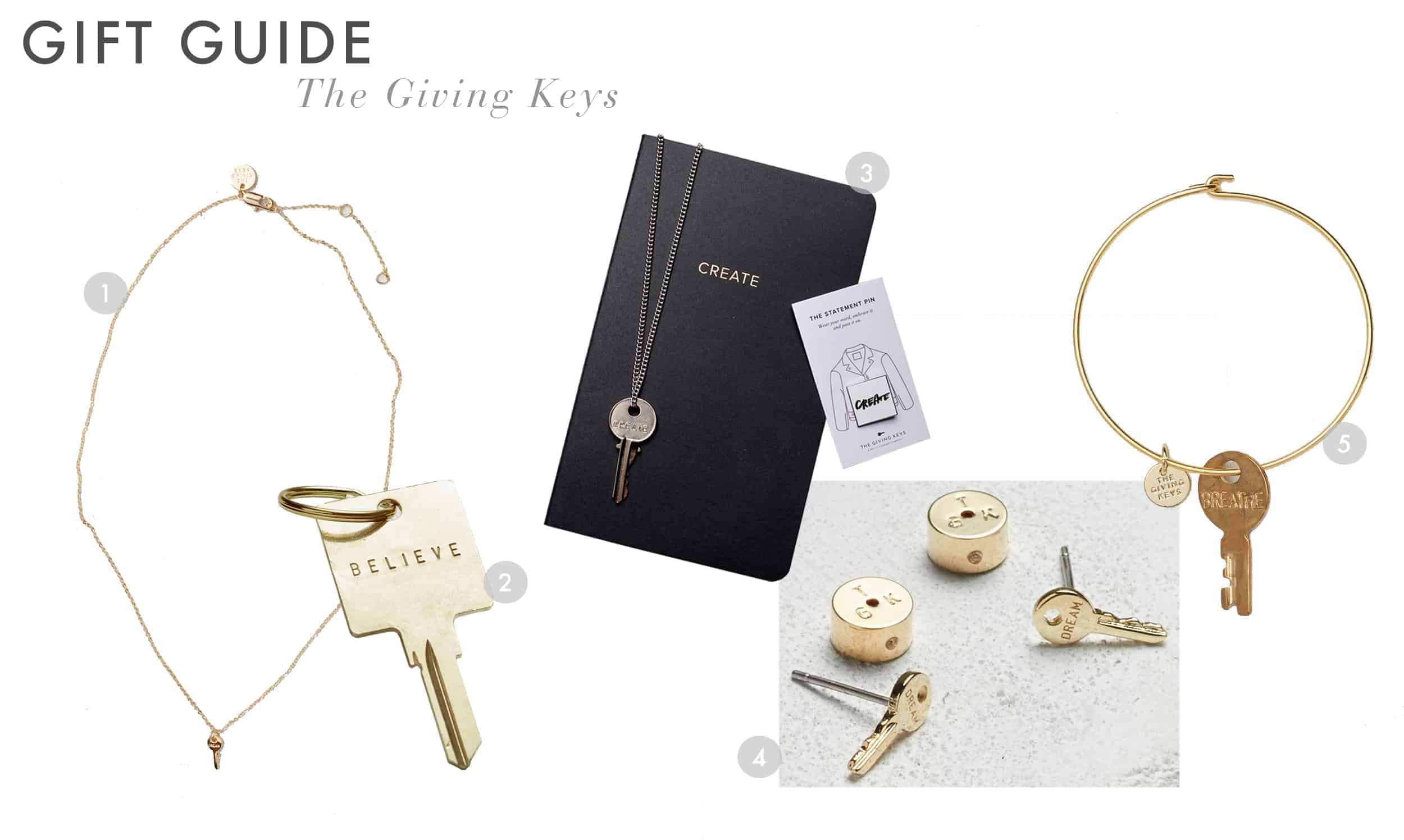 Emily Henderson Gift Guide 2017 Holiday Christmas B Corp Socially Concious The Giving Keys