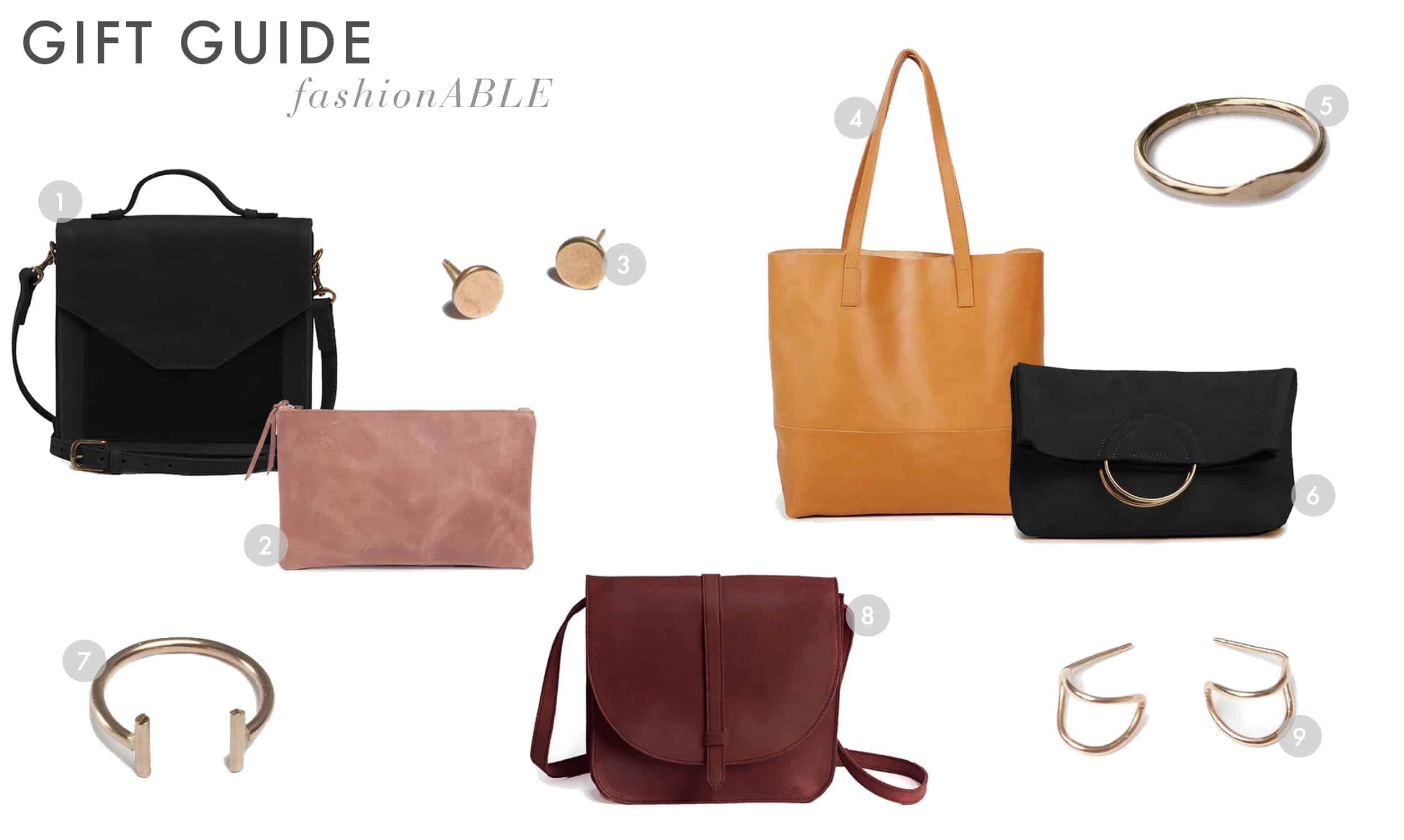 Emily Henderson Gift Guide 2017 Holiday Christmas B Corp Socially Concious Fashionable
