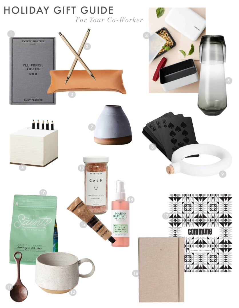 Emily Henderson Gift Guide For Your Coworker