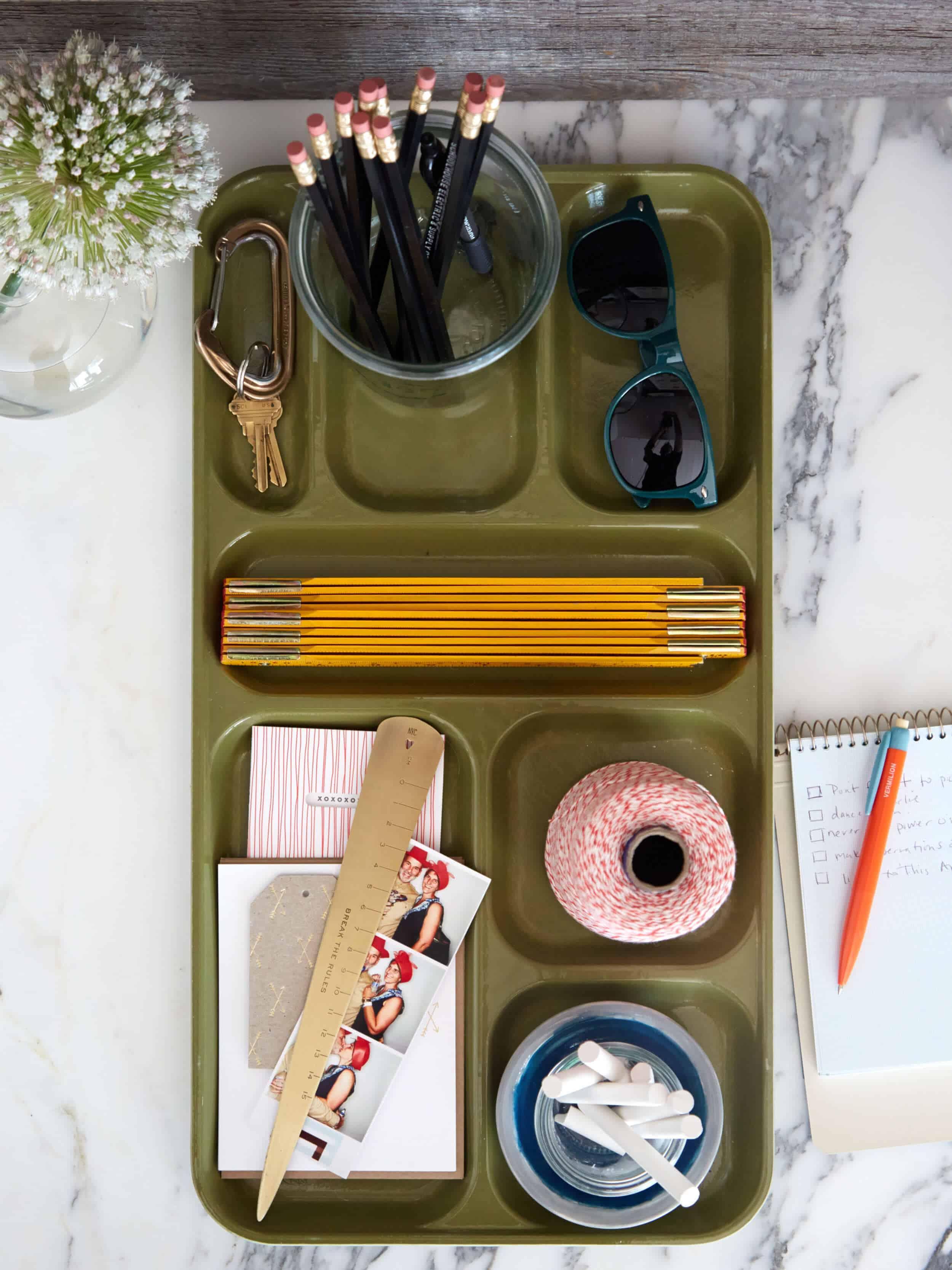 Emily Henderson Living Room Dining Room Bedroom Bathroom Office Tray Combos 20