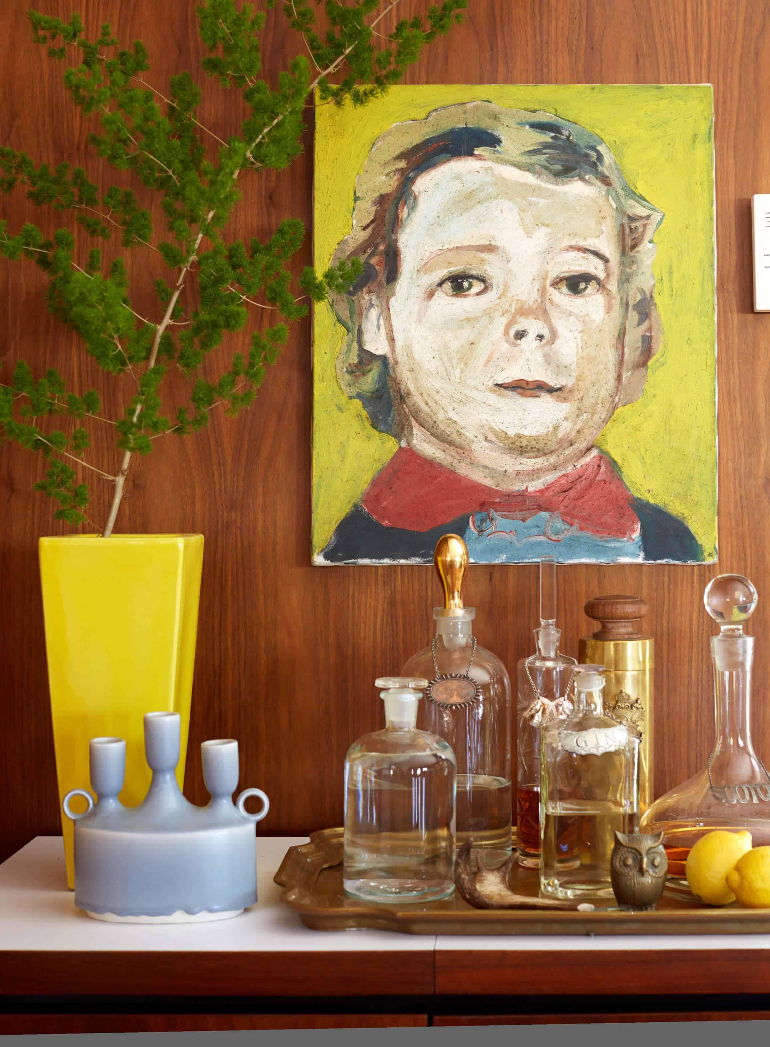 Emily Henderson Living Room Dining Room Bedroom Bathroom Office Tray Combos 21