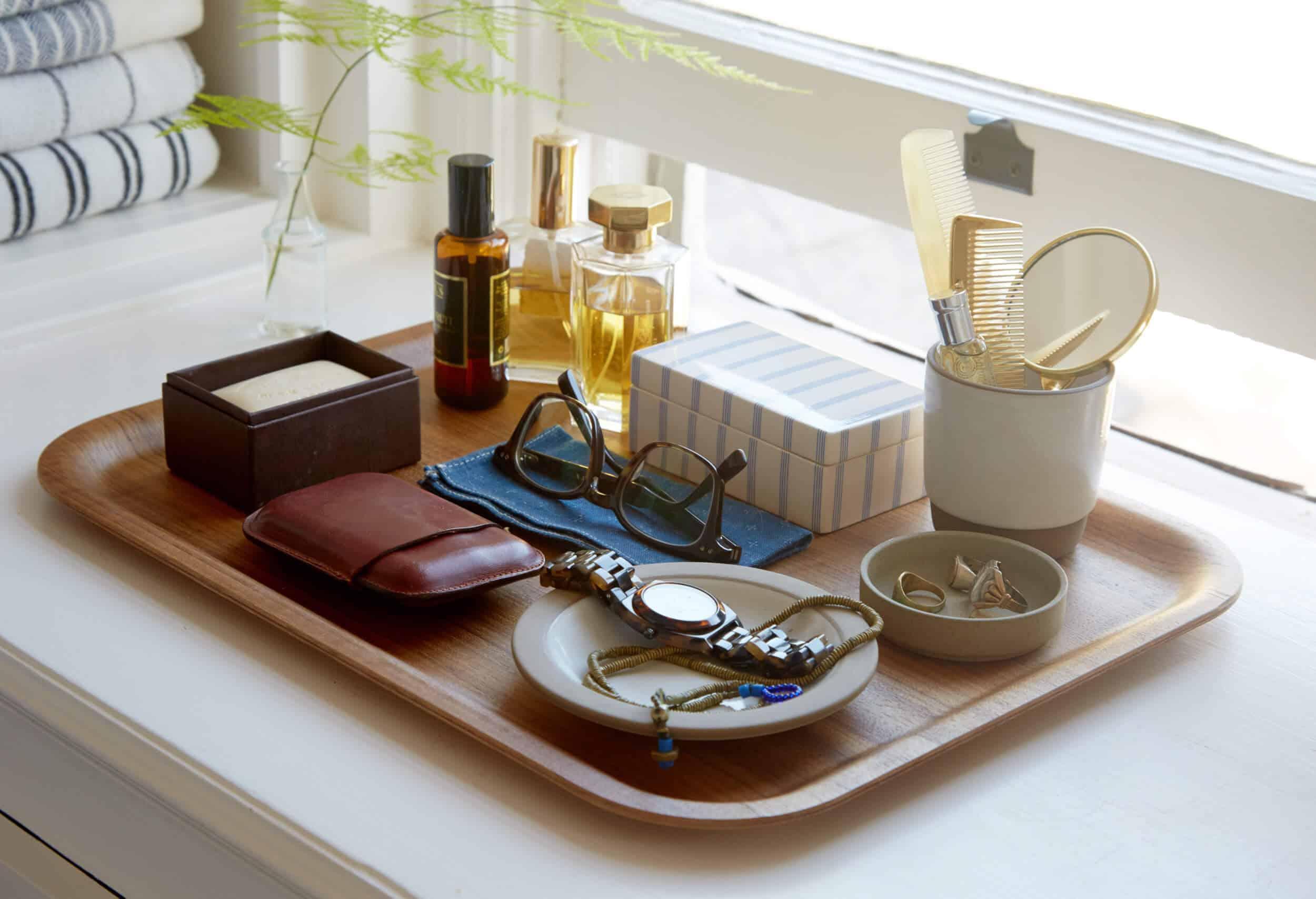 Emily Henderson Living Room Dining Room Bedroom Bathroom Office Tray Combos 24